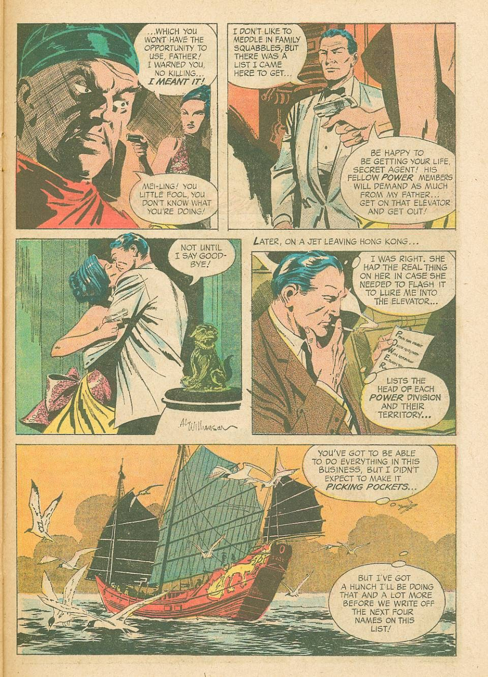 Flash Gordon (1966) issue 4 - Page 23