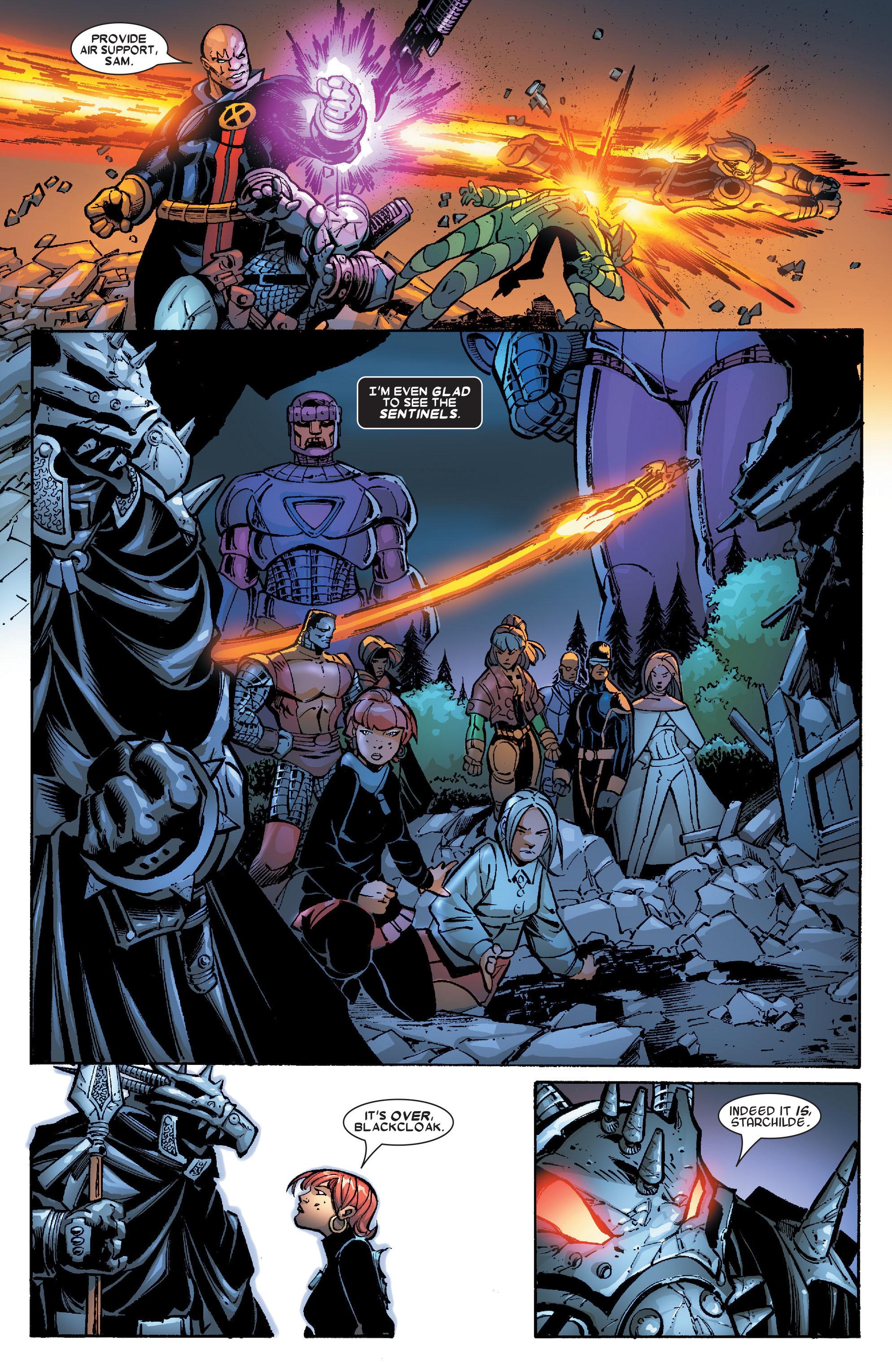 Read online Uncanny X-Men (1963) comic -  Issue #468 - 15