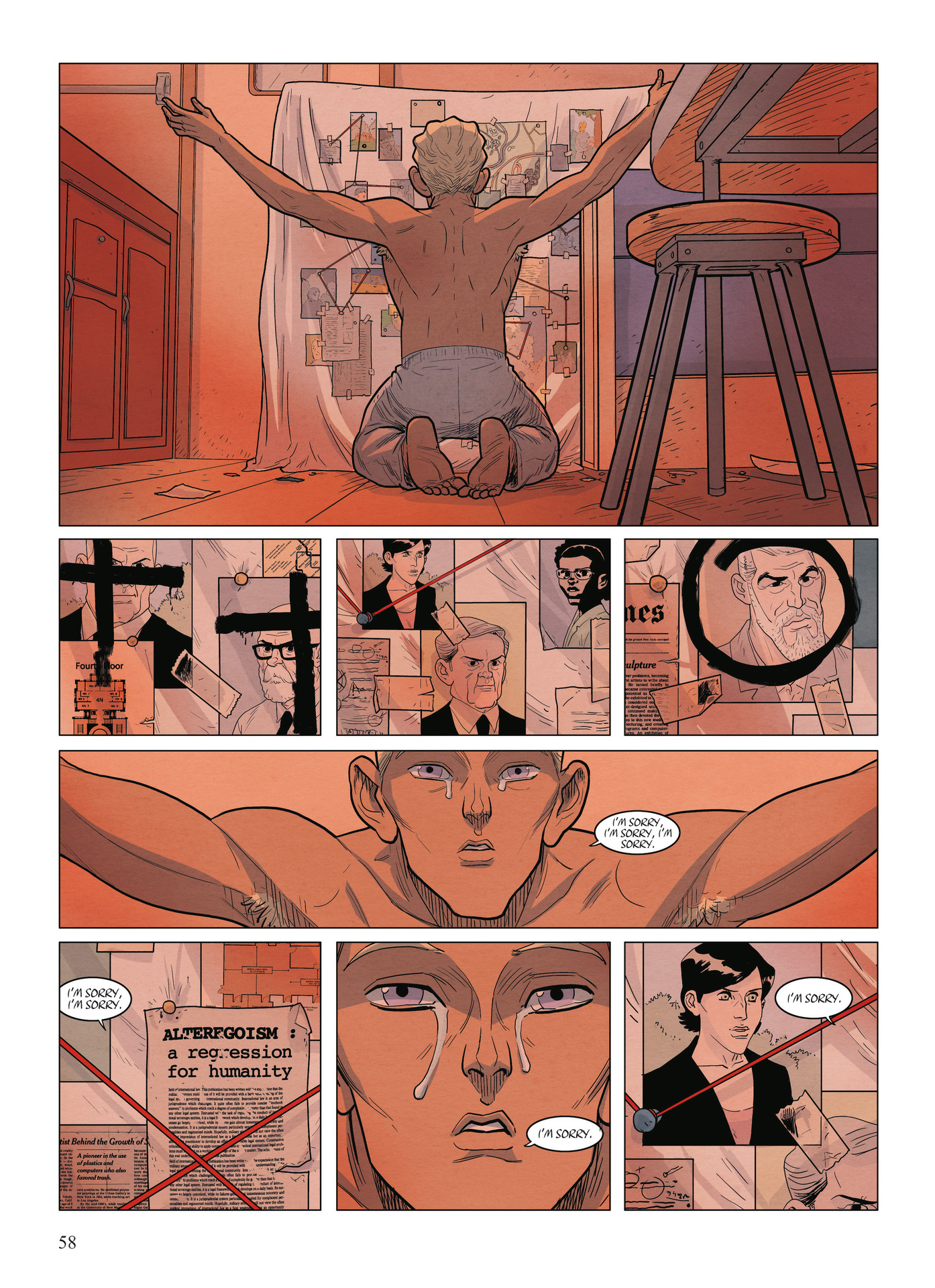 Read online Alter Ego comic -  Issue #9 - 60