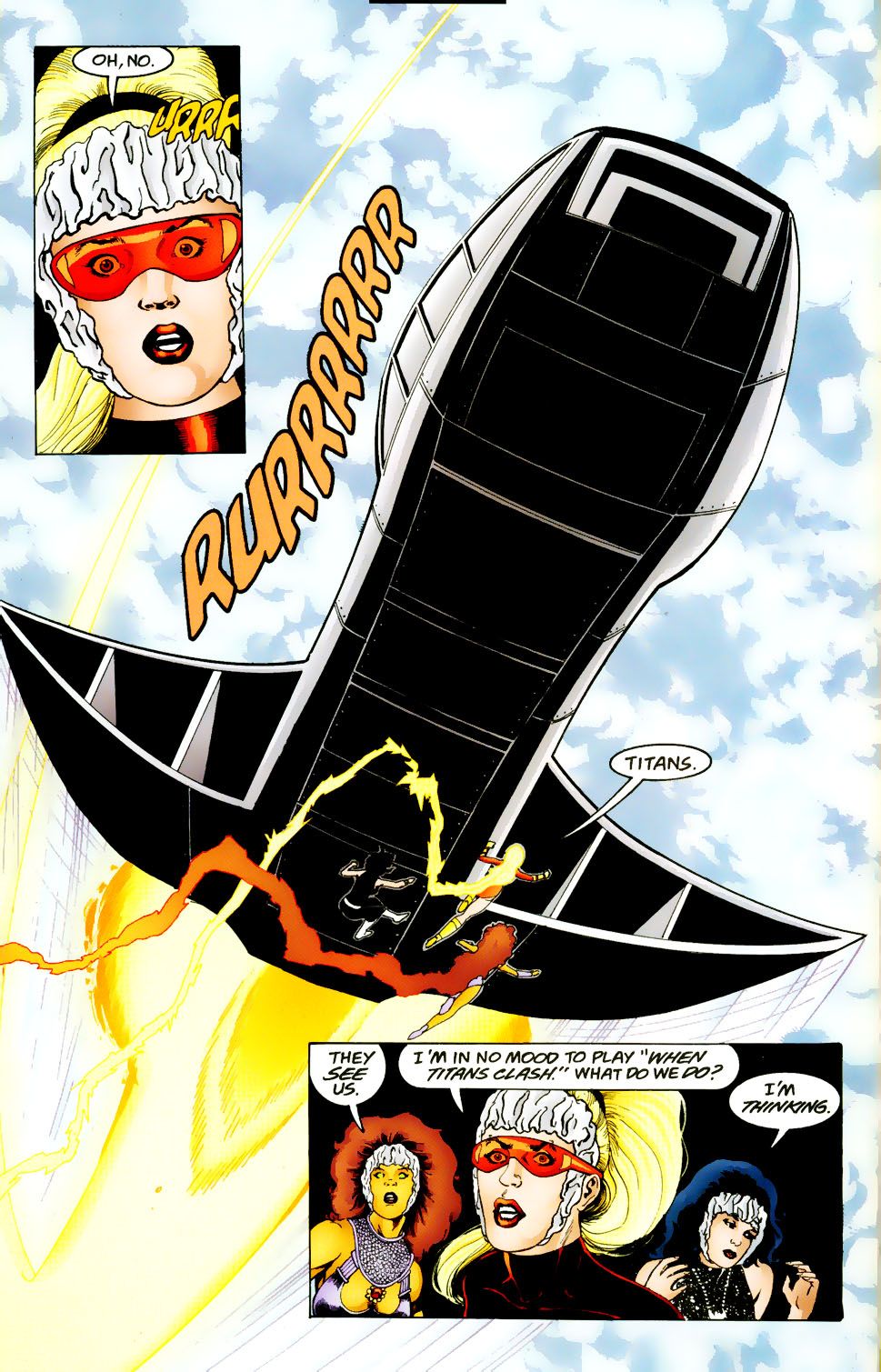 Read online The Titans (1999) comic -  Issue #50 - 10