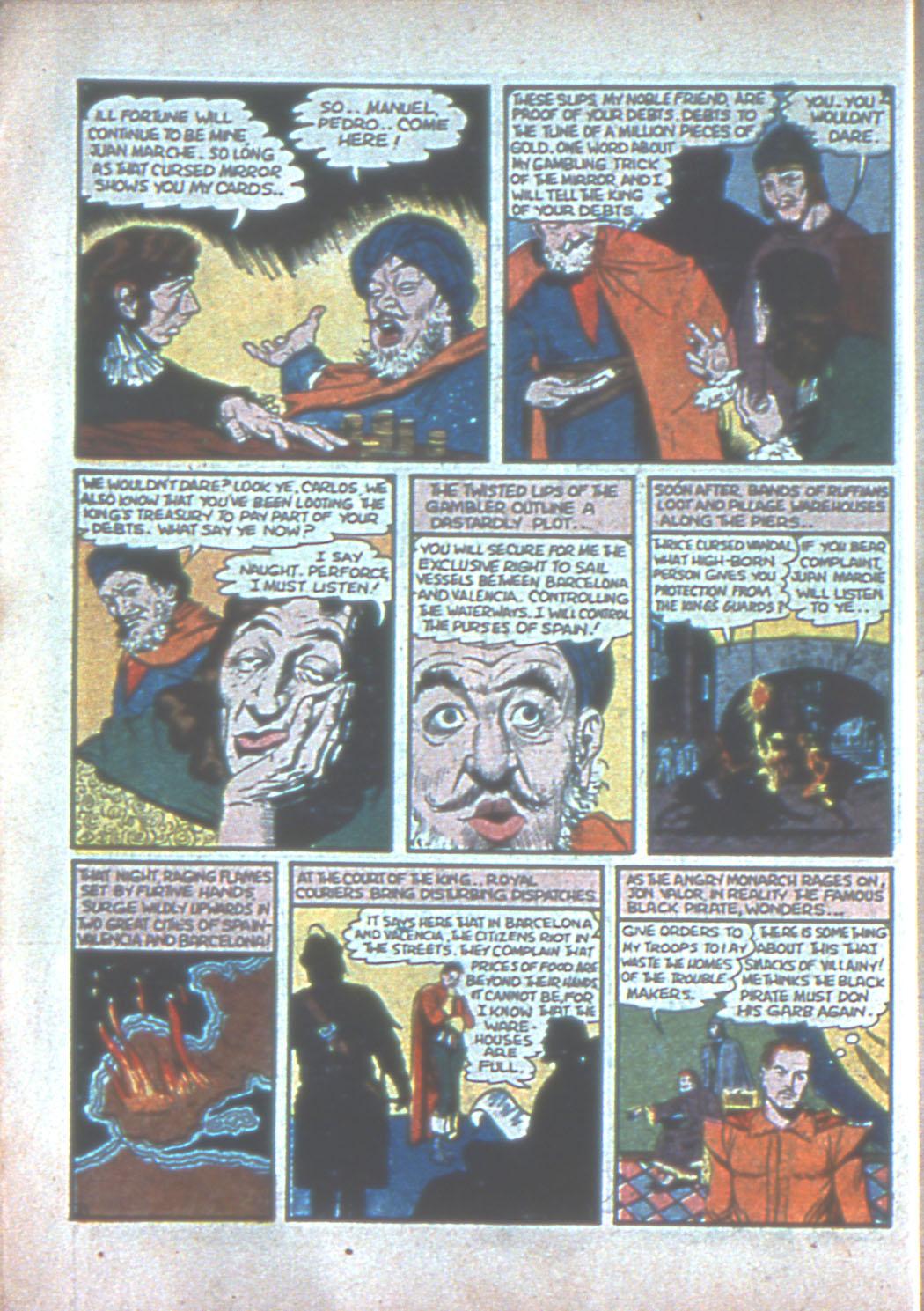 Read online Sensation (Mystery) Comics comic -  Issue #3 - 18