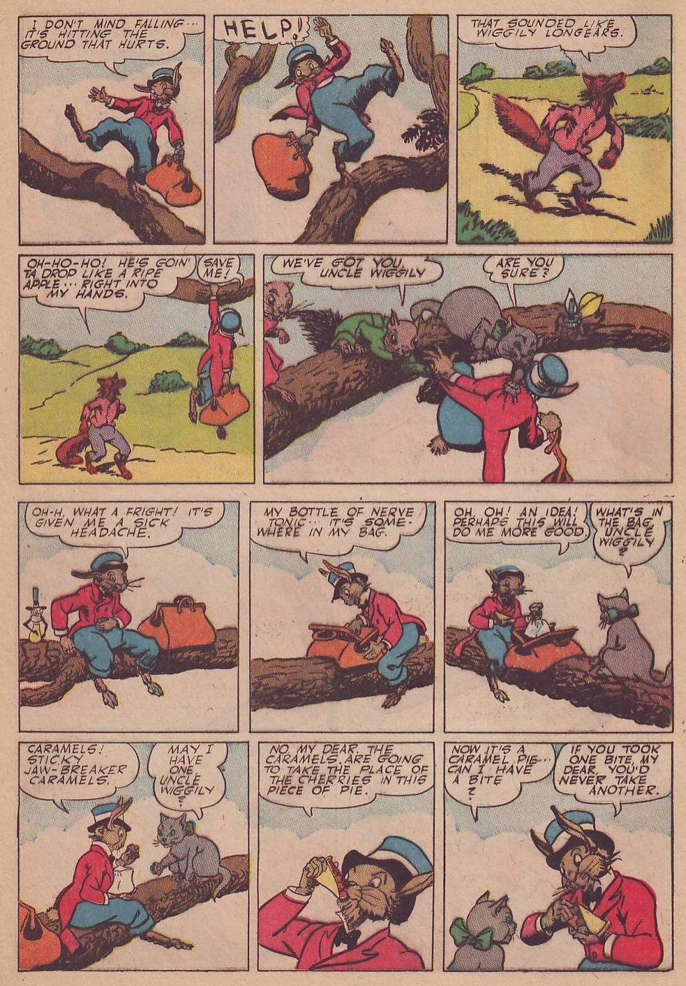 Read online Animal Comics comic -  Issue #17 - 8
