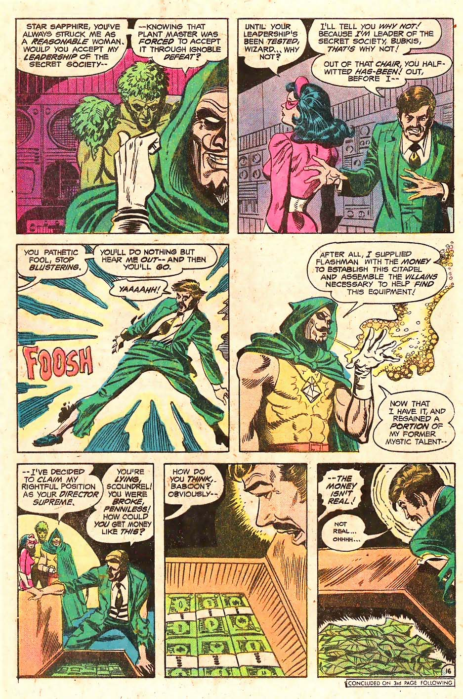 Read online Secret Society of Super-Villains comic -  Issue #11 - 17