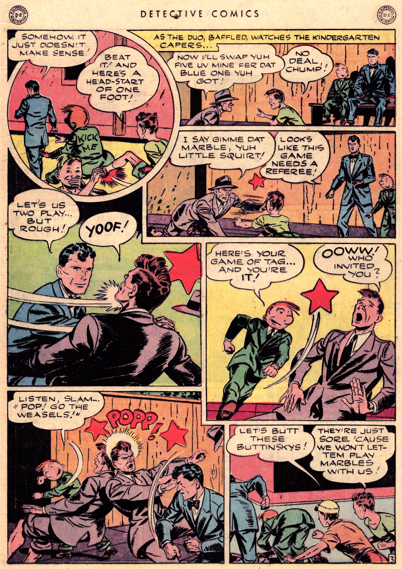 Read online Detective Comics (1937) comic -  Issue #95 - 24