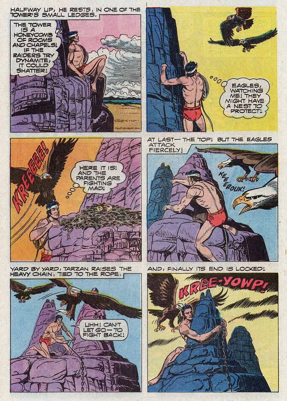 Tarzan (1962) issue 204 - Page 21