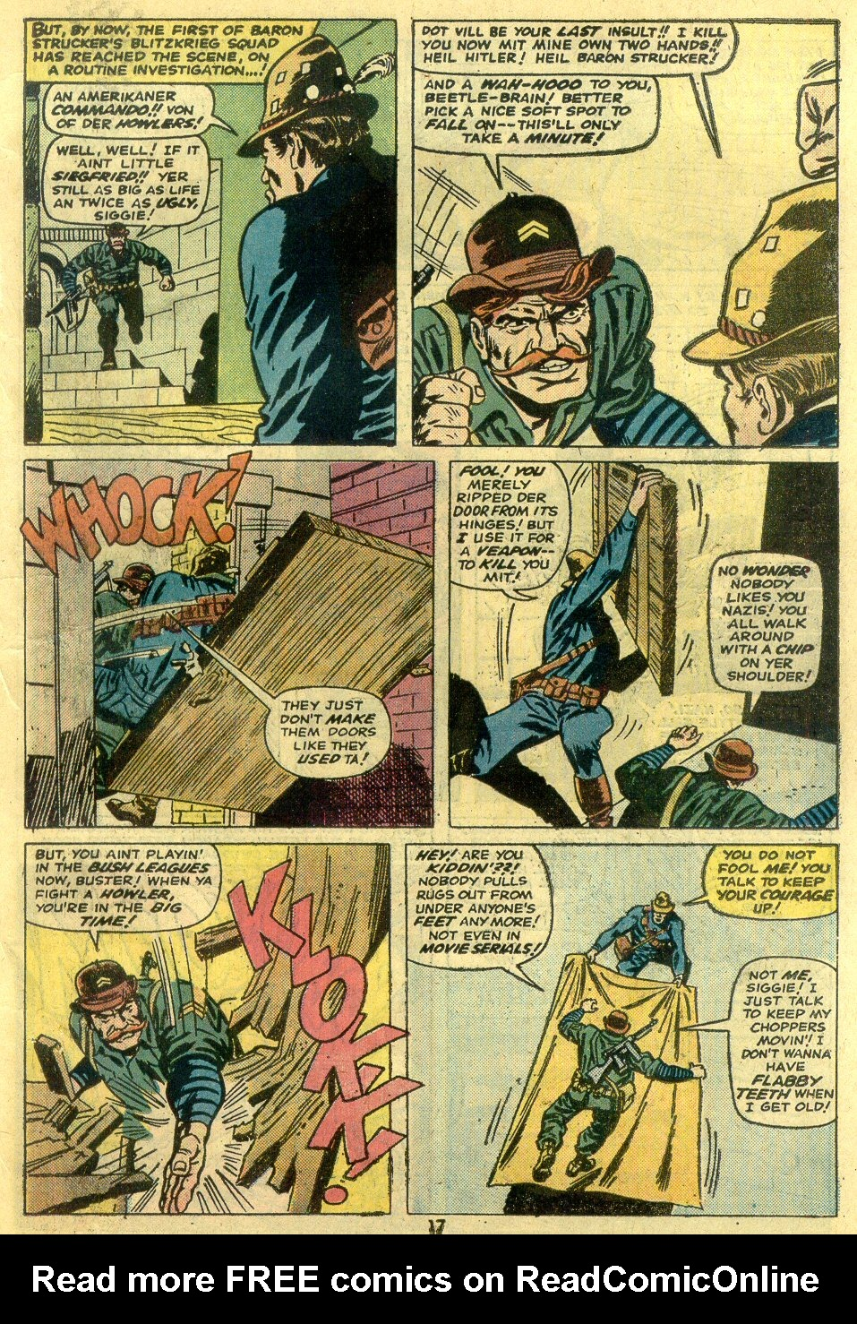 Read online Sgt. Fury comic -  Issue #122 - 19