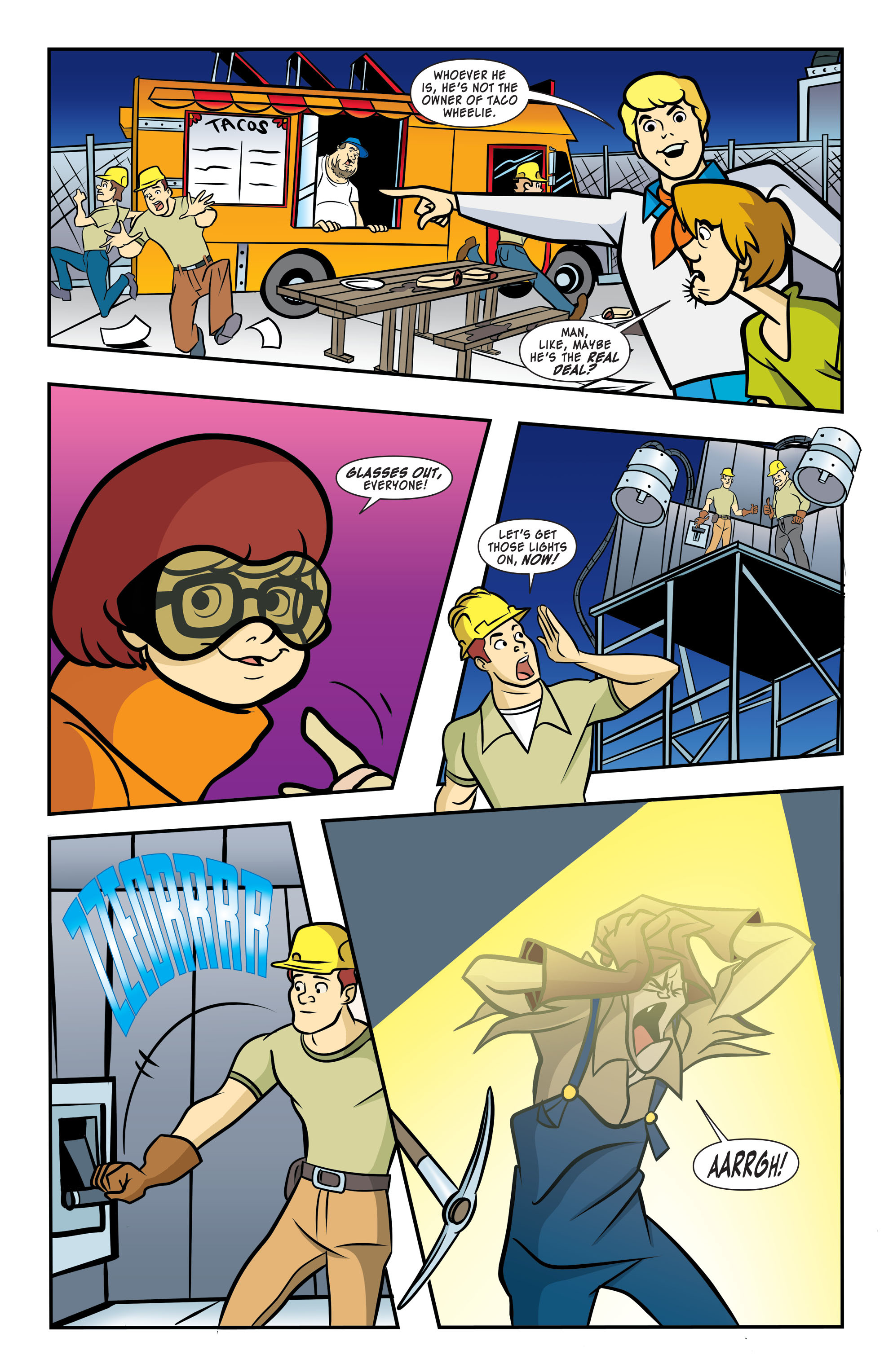 Read online Scooby-Doo: Where Are You? comic -  Issue #58 - 10