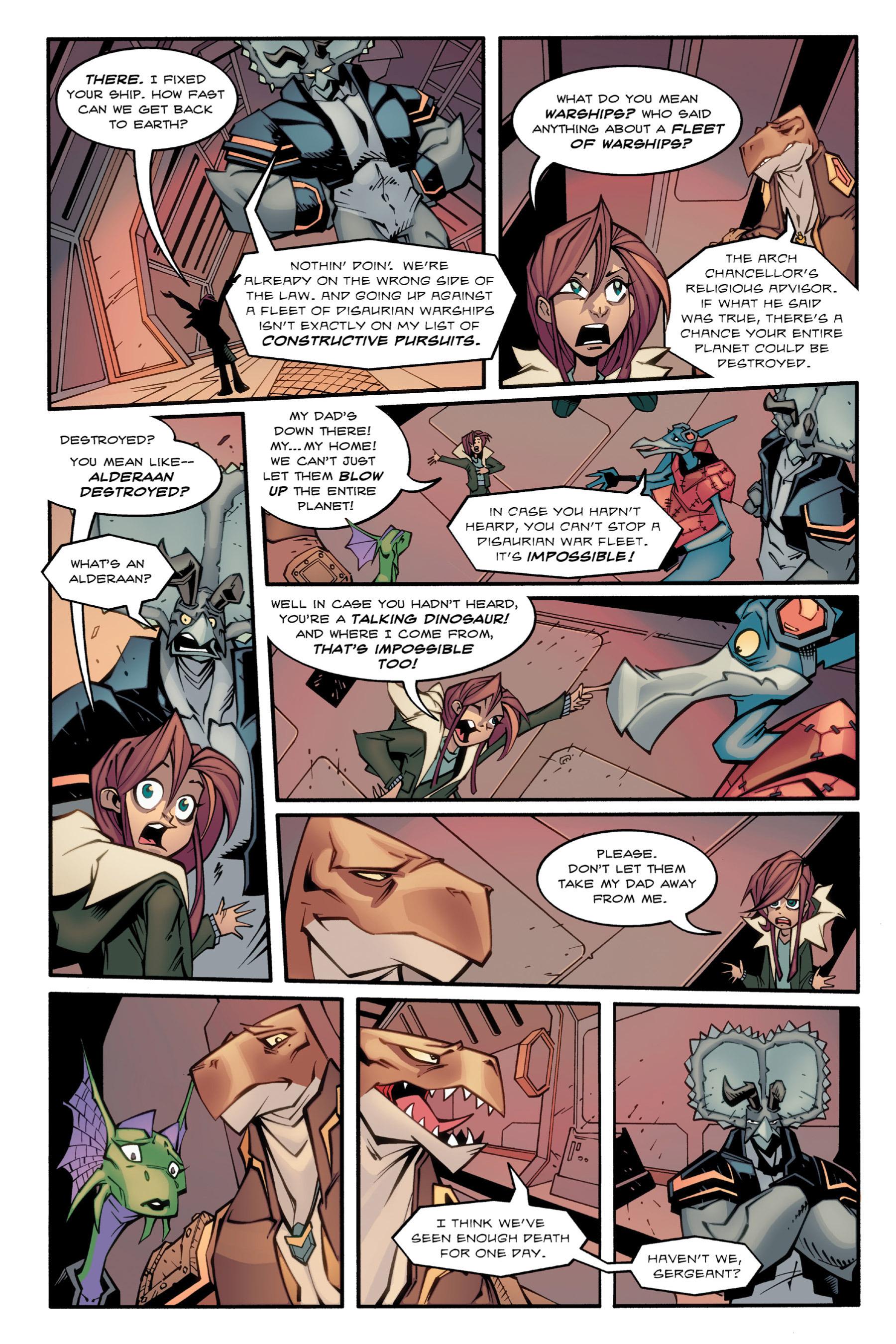 Read online Rexodus comic -  Issue # Full - 79