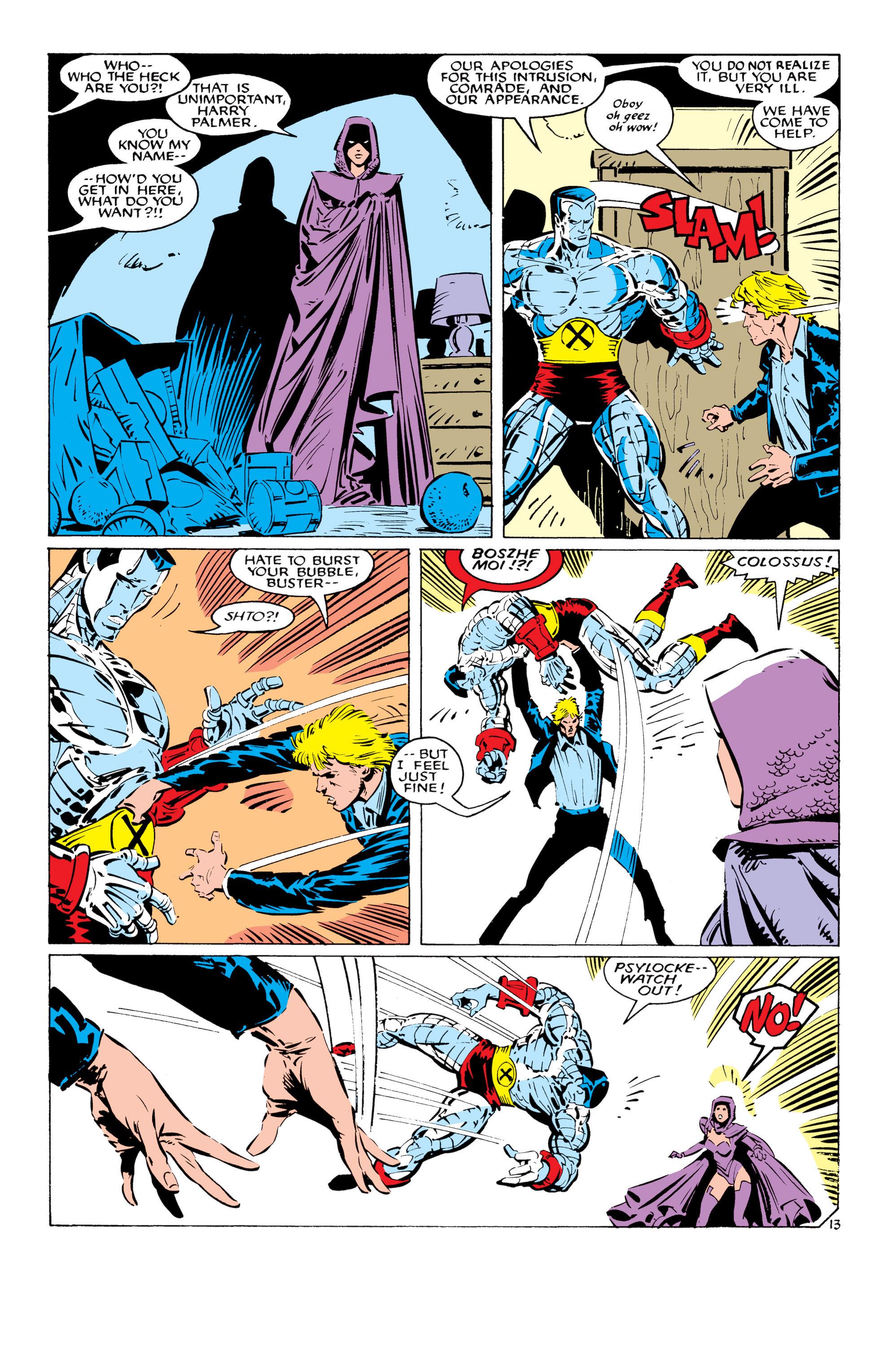 Read online Uncanny X-Men (1963) comic -  Issue #232 - 14