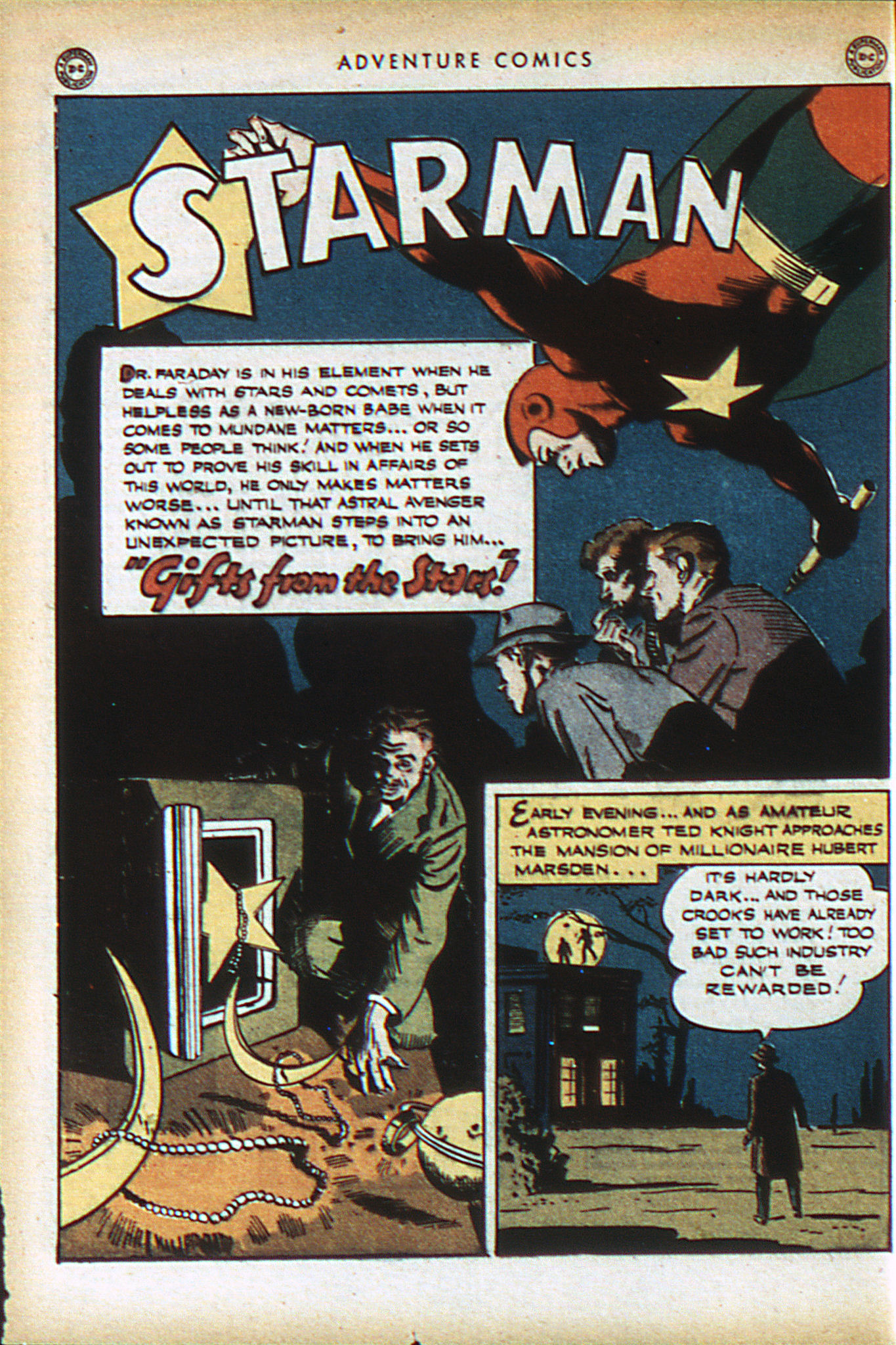 Read online Adventure Comics (1938) comic -  Issue #93 - 25