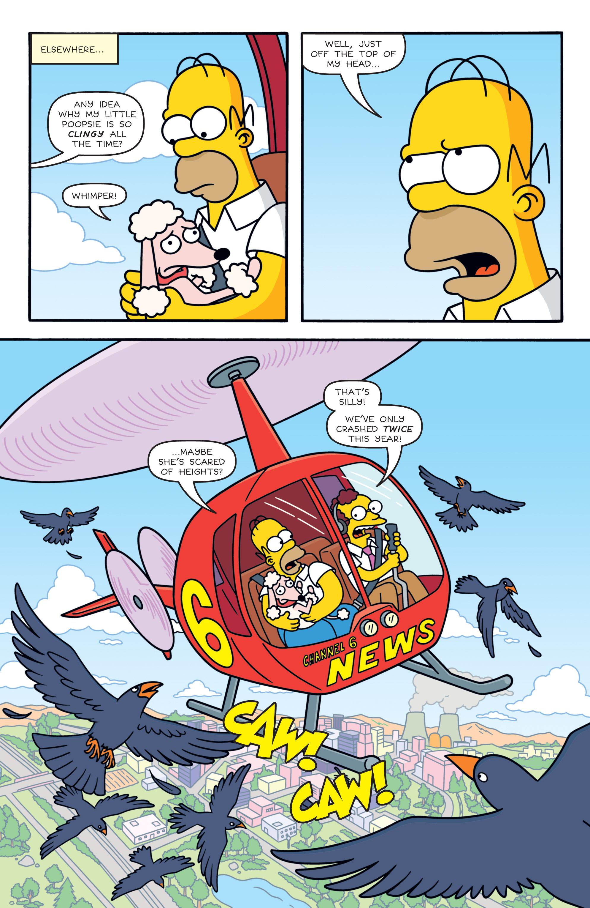Read online Simpsons Comics comic -  Issue #194 - 12