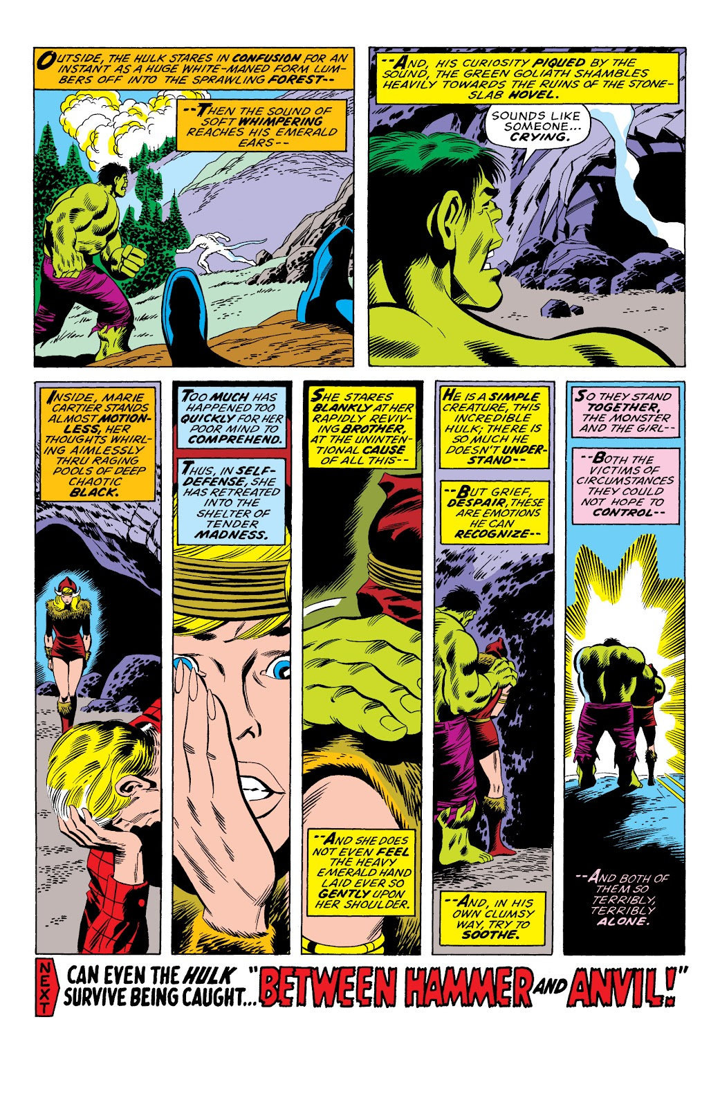 Read online Marvel Masterworks: The Incredible Hulk comic -  Issue # TPB 10 (Part 3) - 22