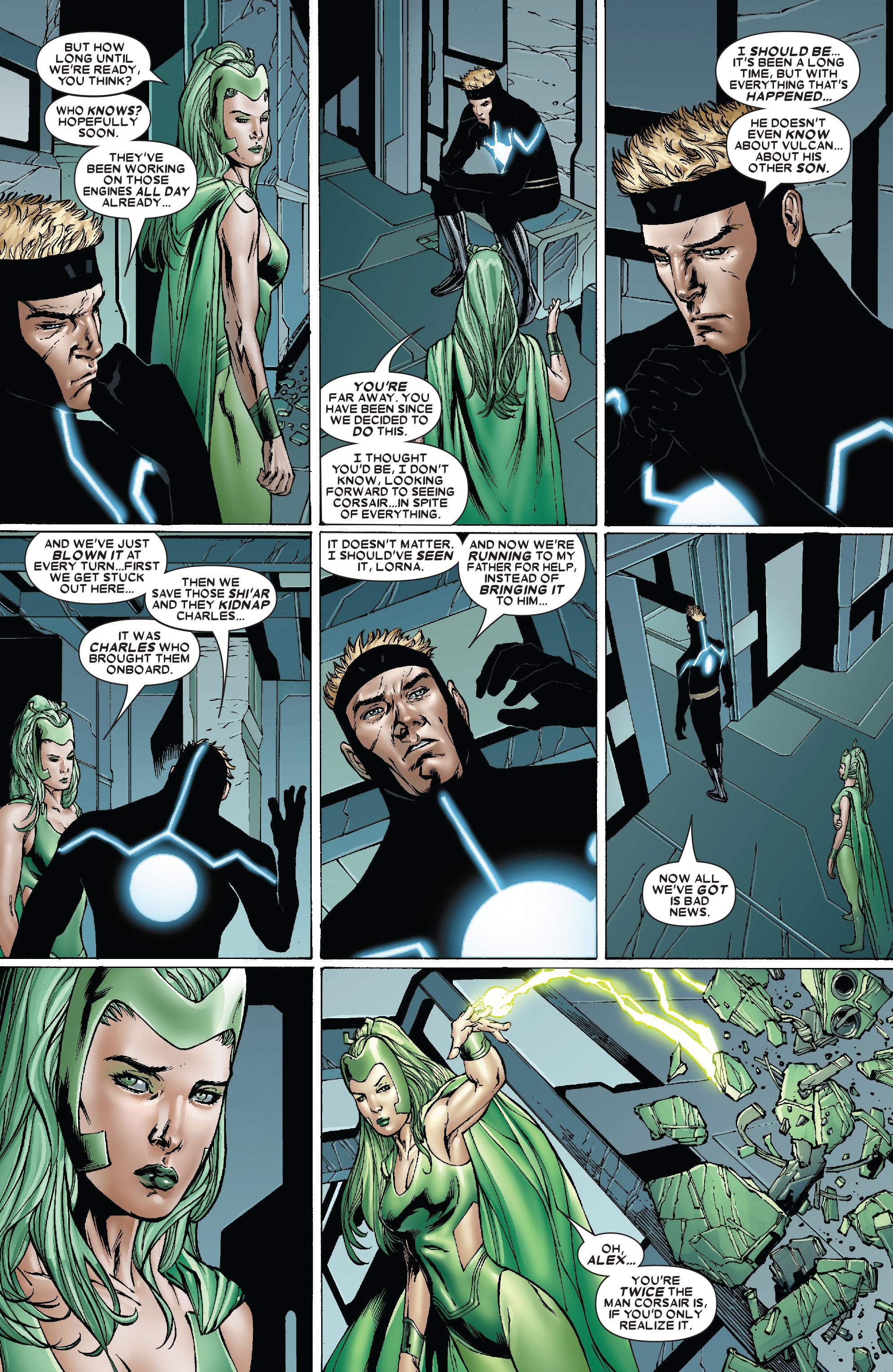 Read online Uncanny X-Men (1963) comic -  Issue #481 - 12