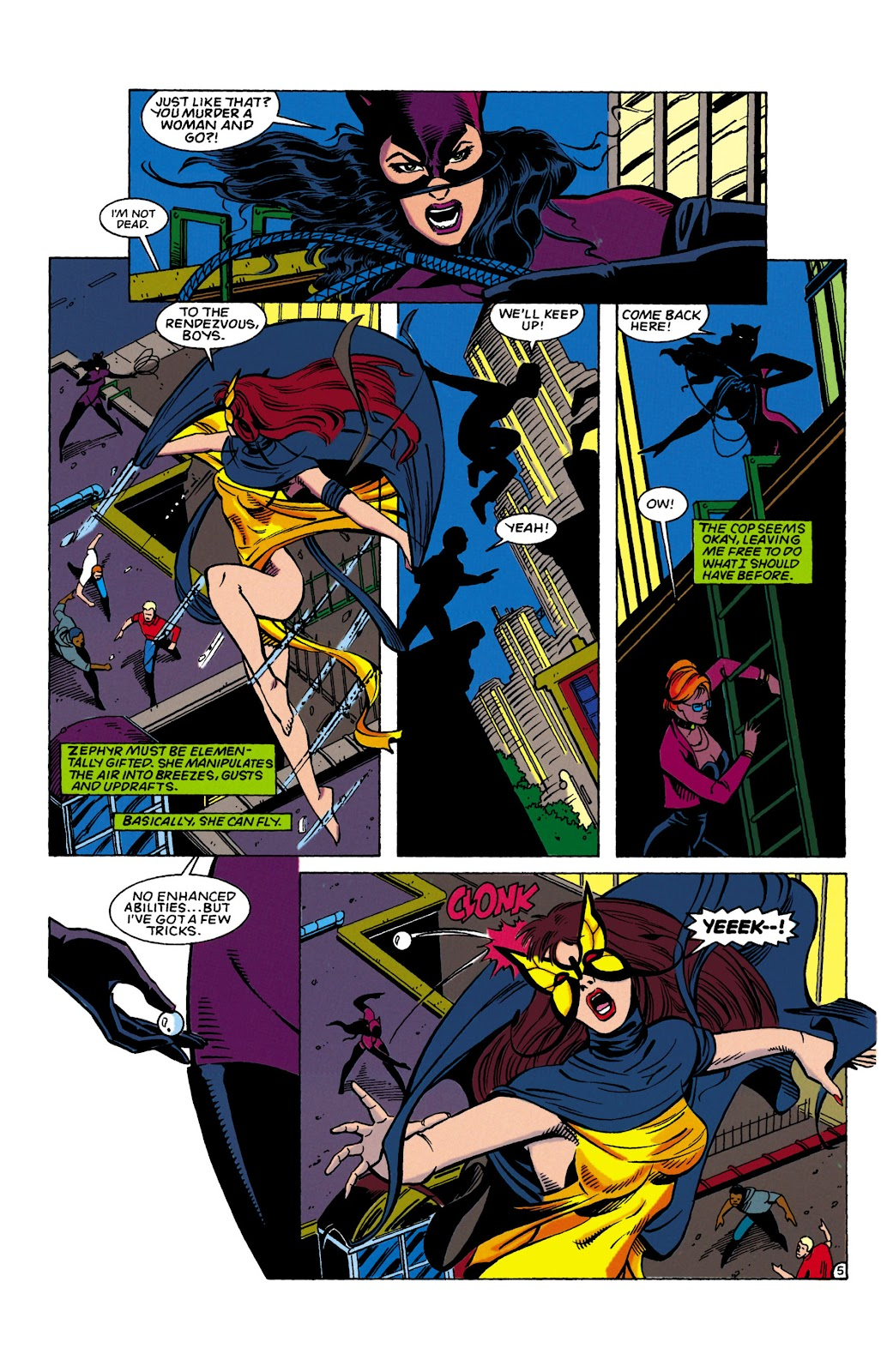 Catwoman (1993) Issue #9 #14 - English 6