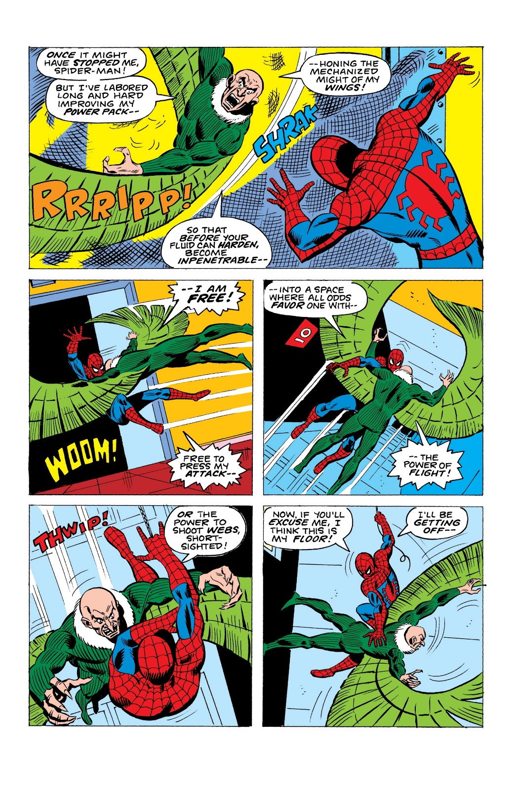 Read online Marvel Masterworks: The Spectacular Spider-Man comic -  Issue # TPB (Part 1) - 77