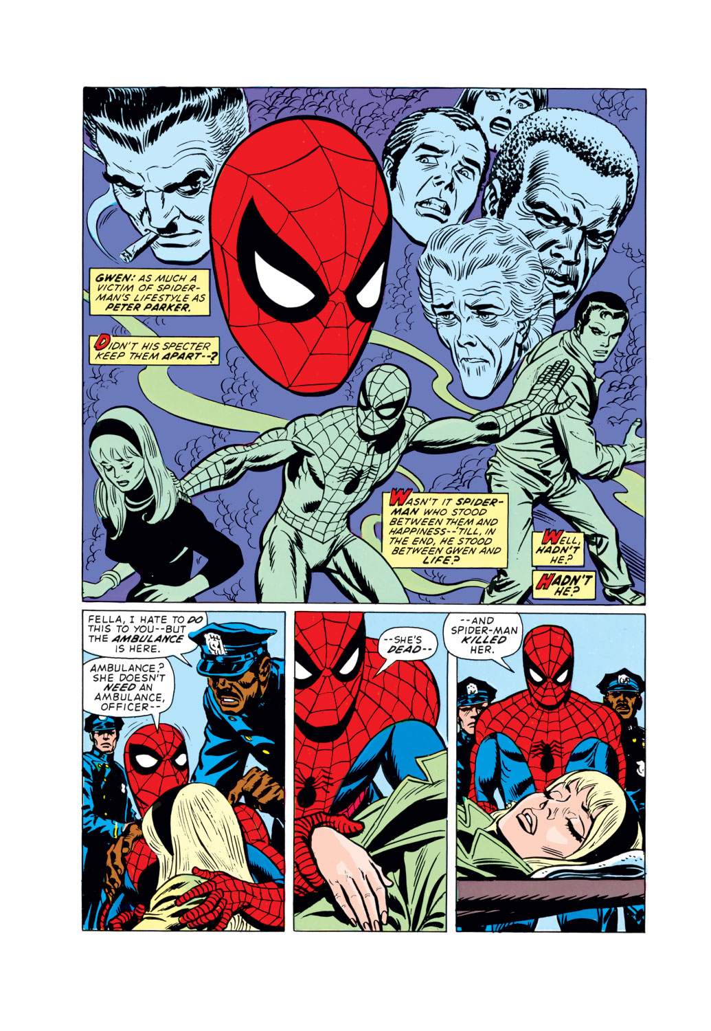 The Amazing Spider-Man (1963) 122 Page 7