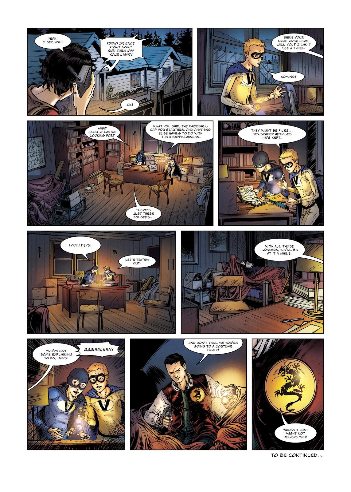 Read online Vigilantes comic -  Issue #2 - 48