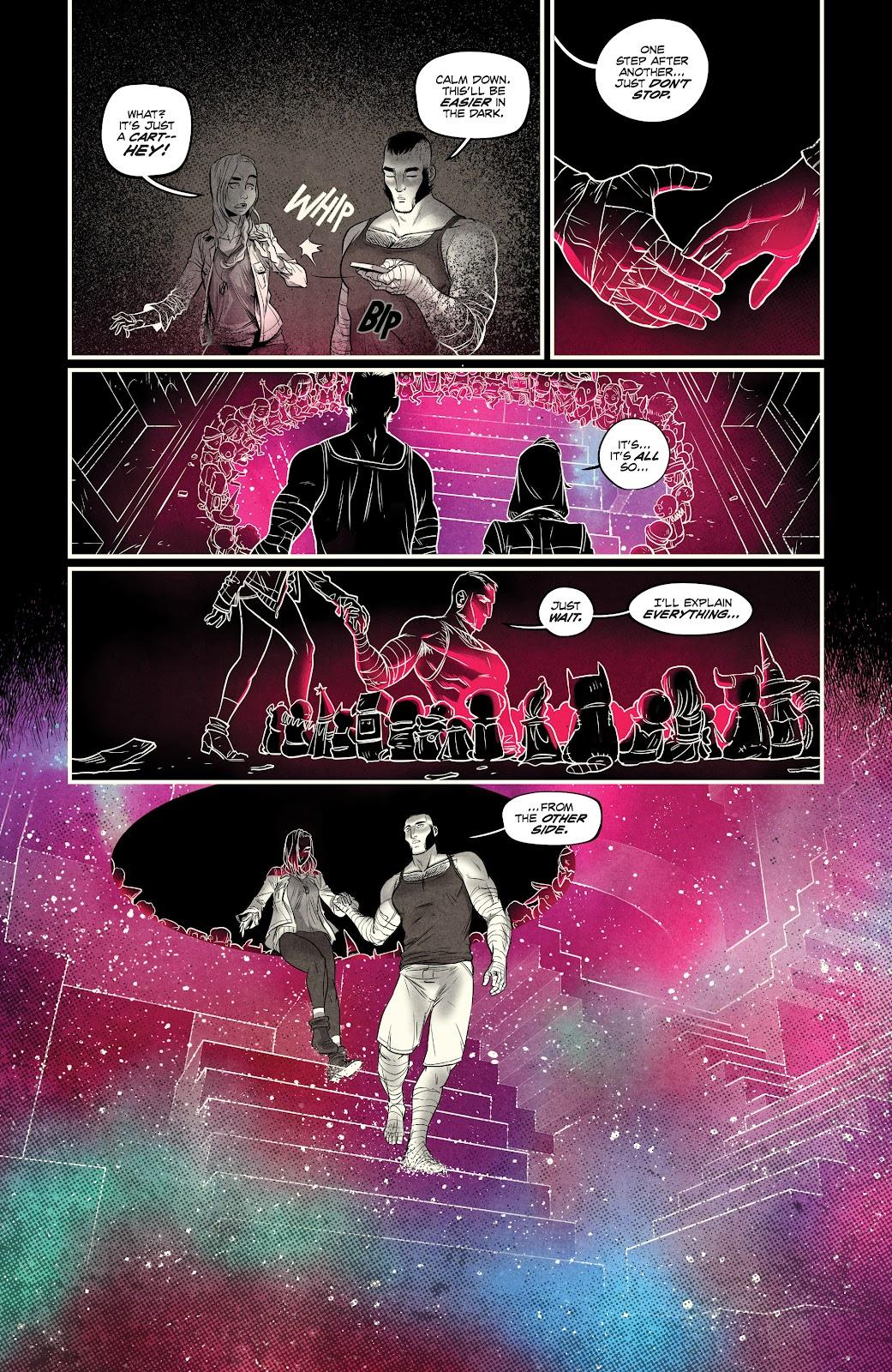 Read online Nomen Omen comic -  Issue #3 - 18