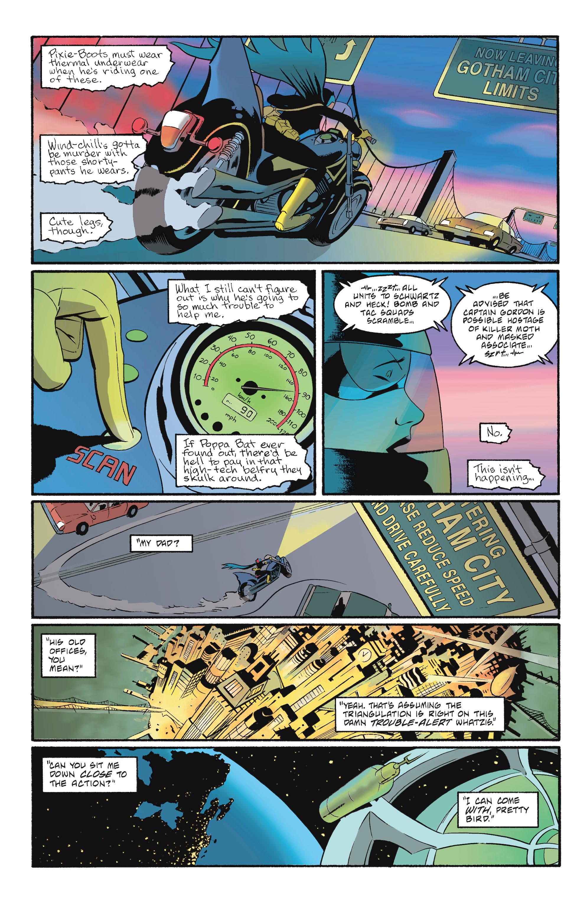 Read online Batgirl/Robin: Year One comic -  Issue # TPB 2 - 123