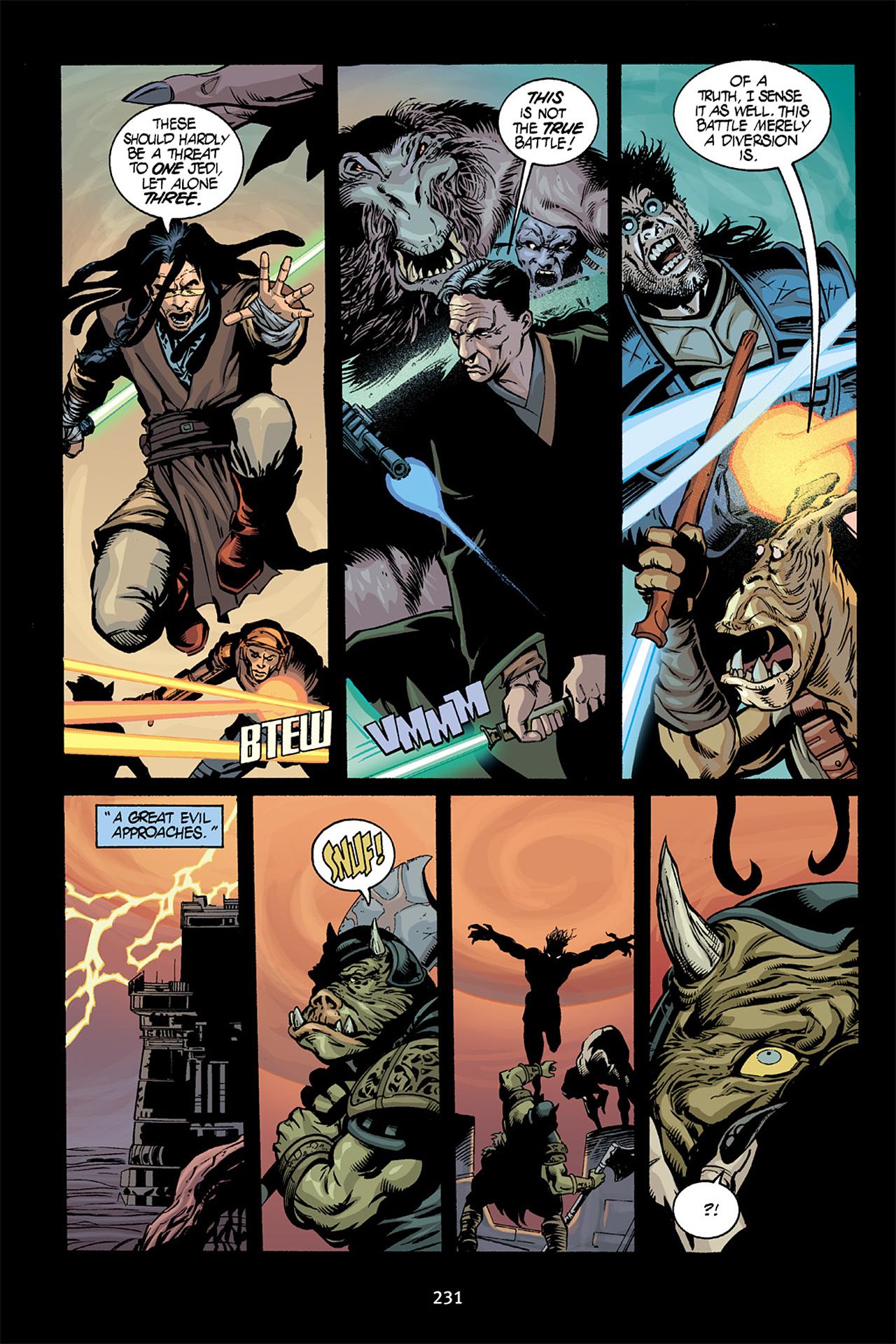 Read online Star Wars Omnibus comic -  Issue # Vol. 15 - 228