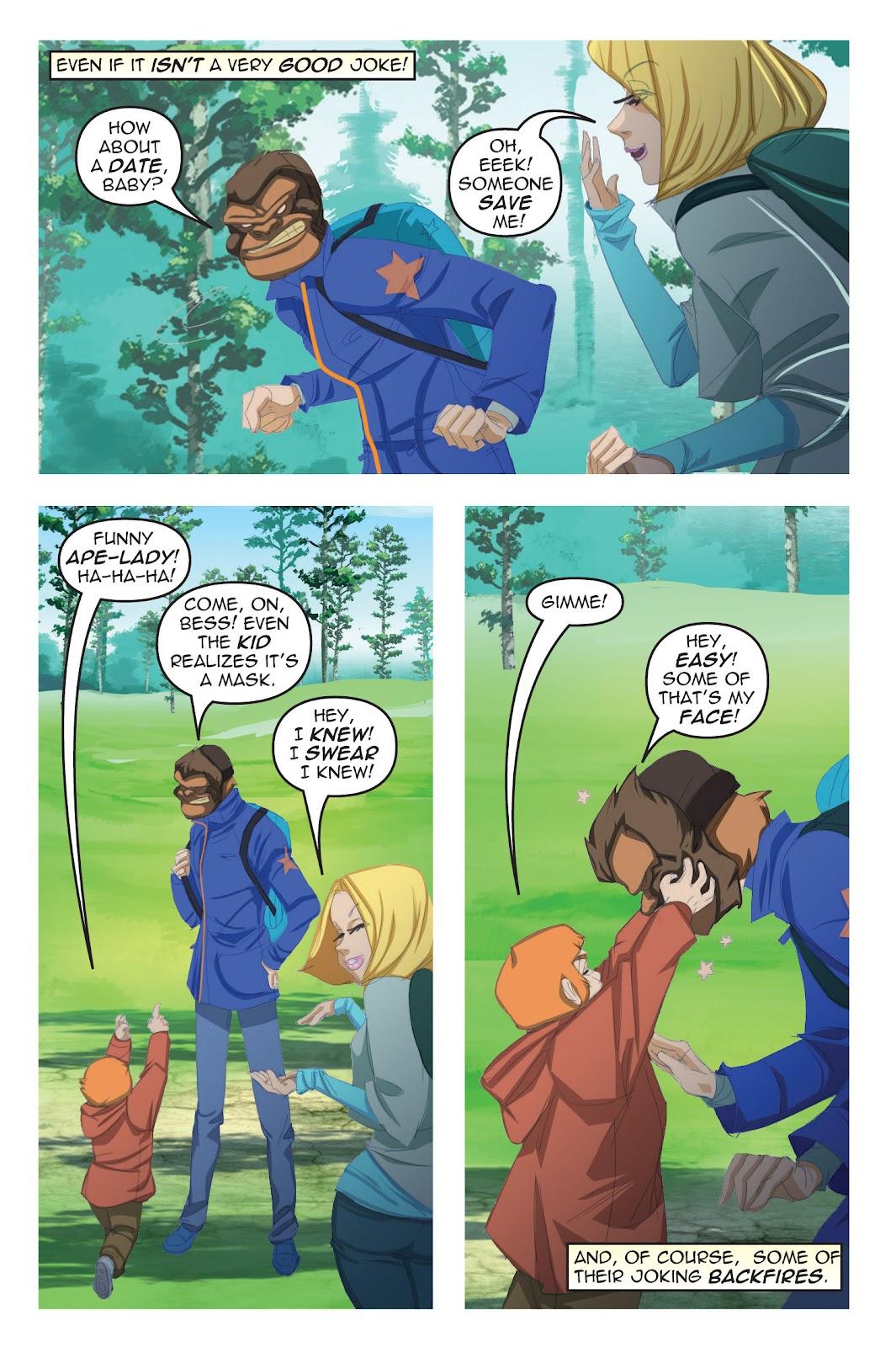 Read online Nancy Drew comic -  Issue #19 - 14