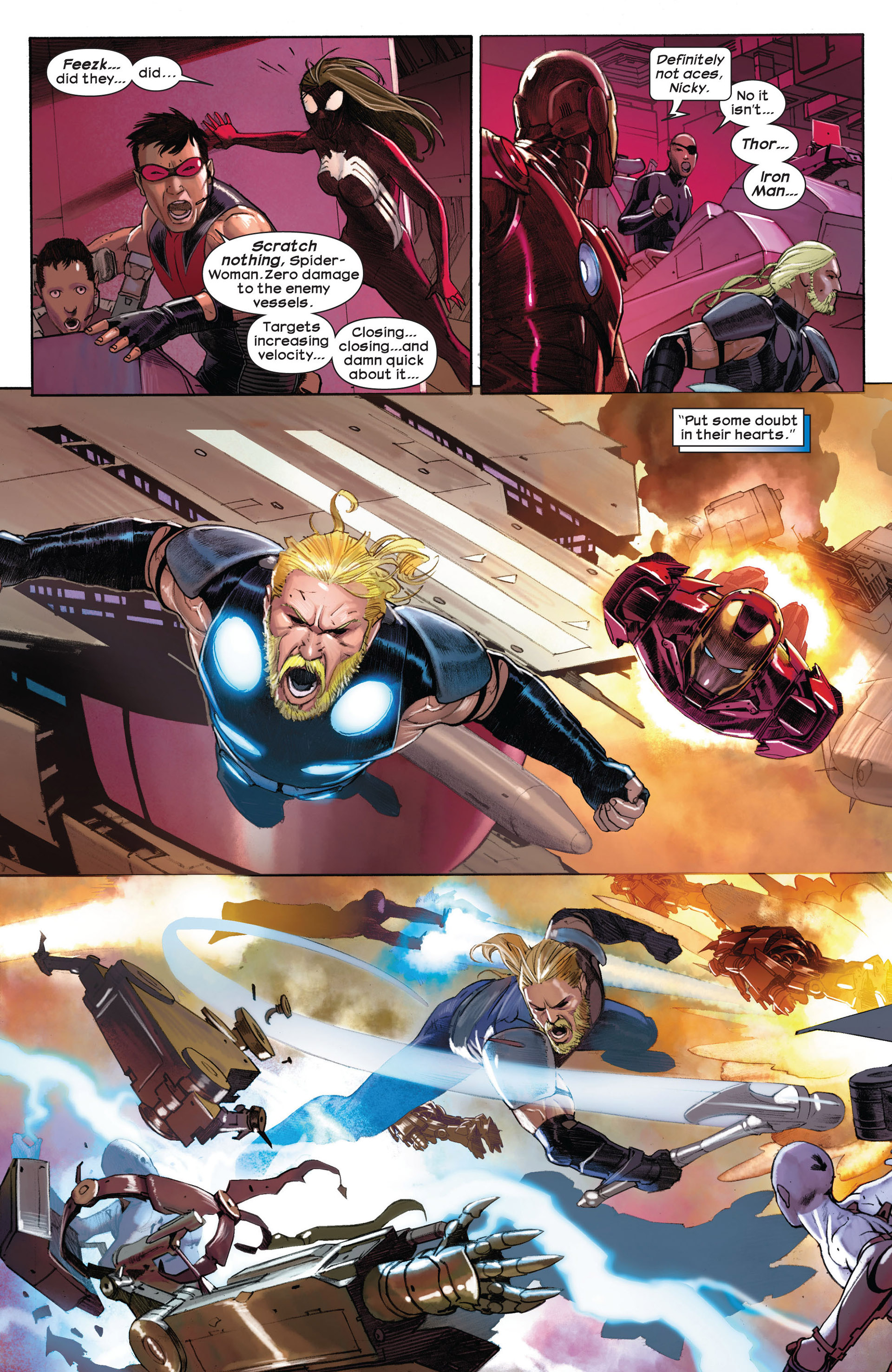 Read online Ultimate Comics Ultimates comic -  Issue #3 - 9
