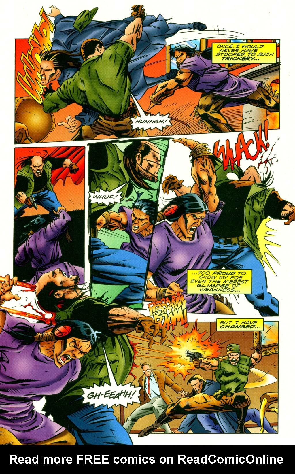 Read online Turok, Dinosaur Hunter (1993) comic -  Issue #42 - 14