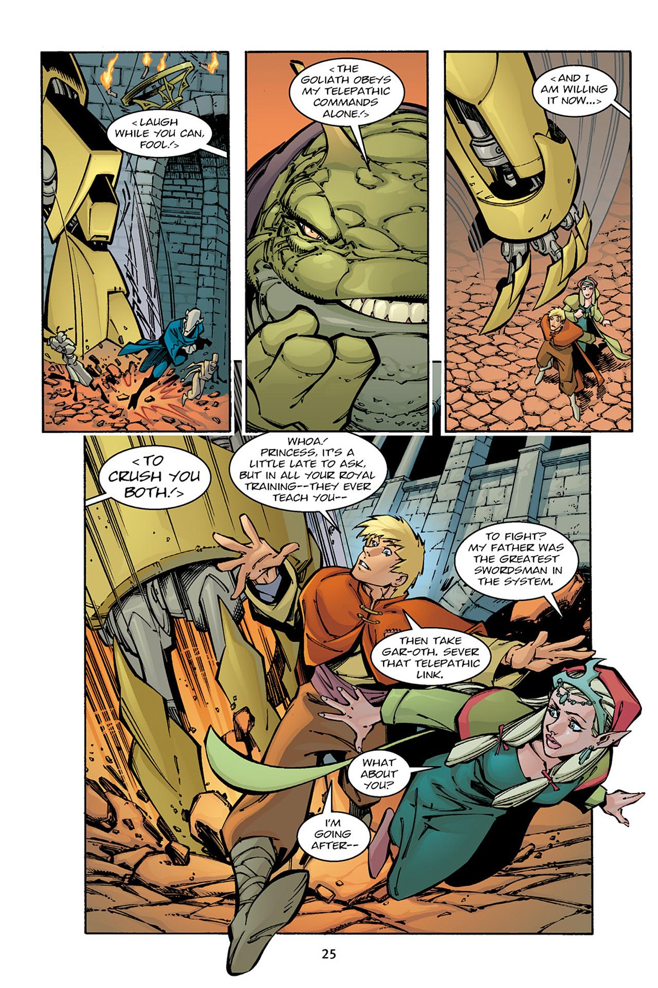 Read online Star Wars Omnibus comic -  Issue # Vol. 10 - 24
