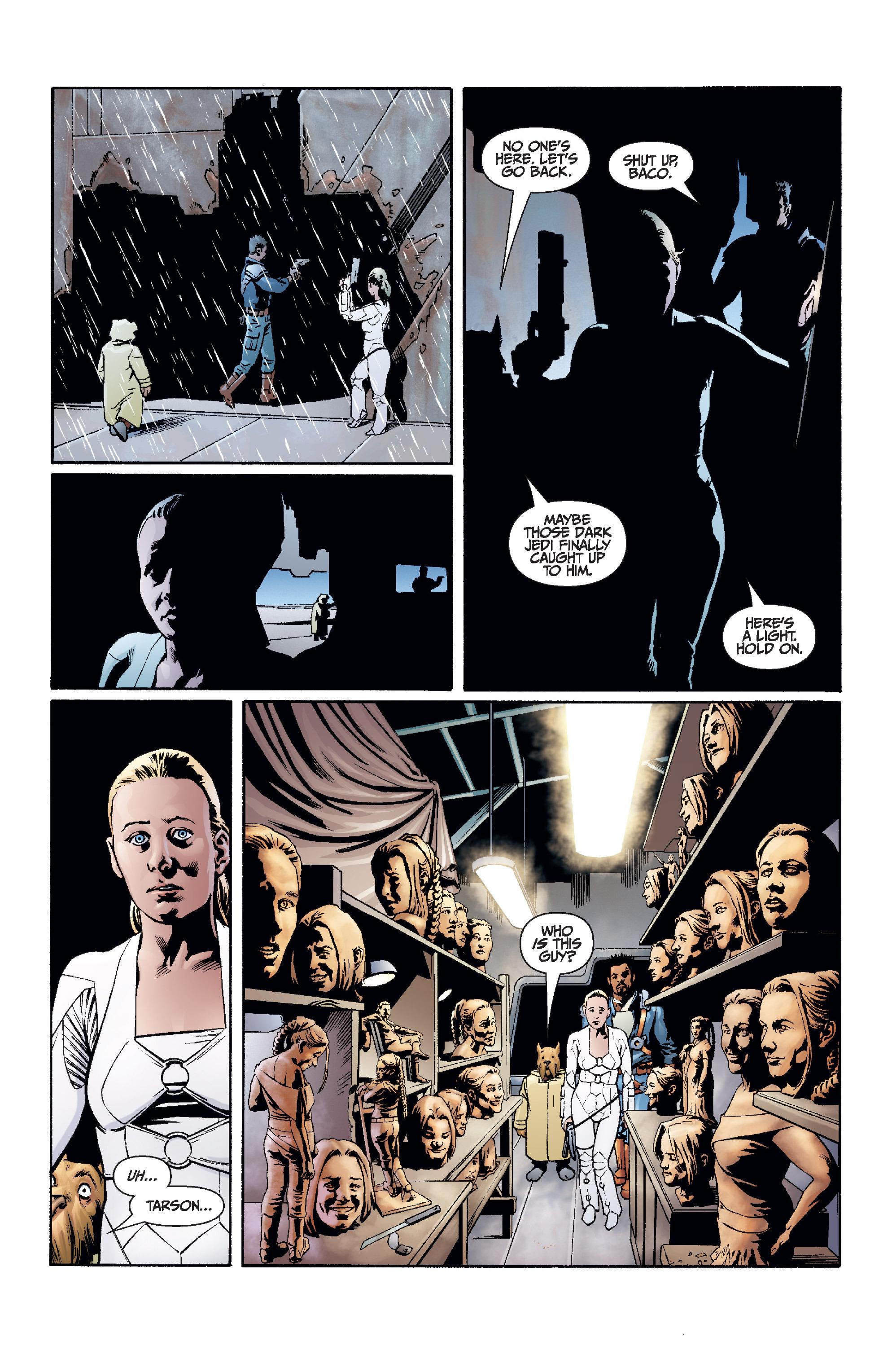 Read online Star Wars Omnibus comic -  Issue # Vol. 20 - 208