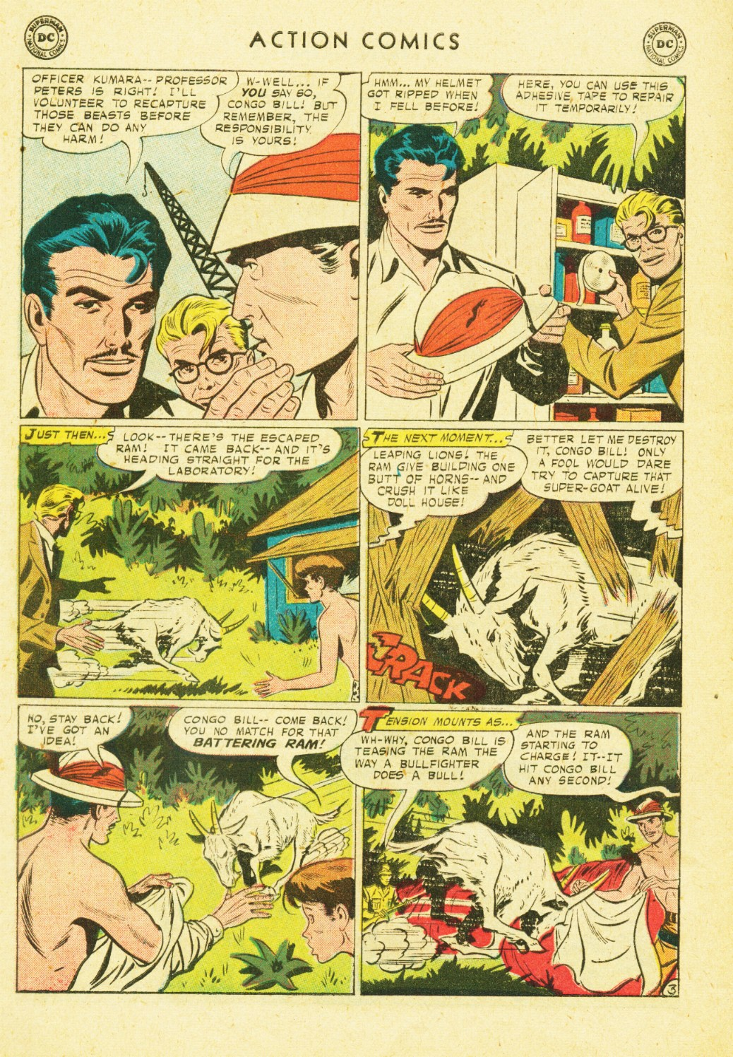Read online Action Comics (1938) comic -  Issue #245 - 30