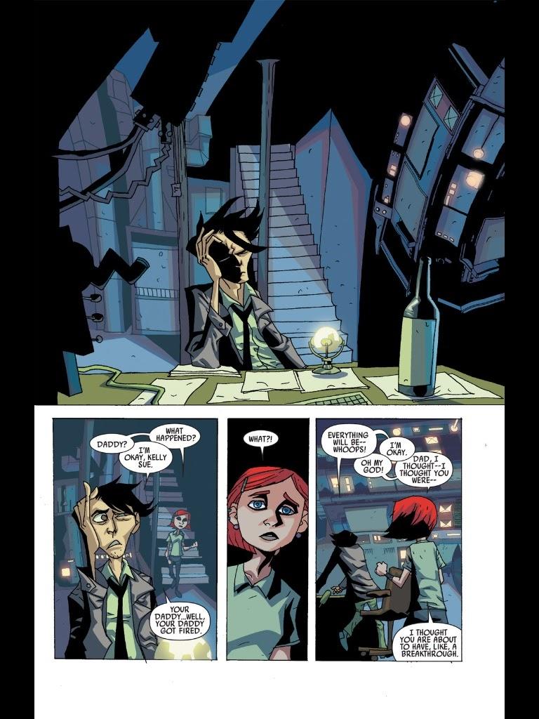 Read online Takio (2011) comic -  Issue # TPB - 9