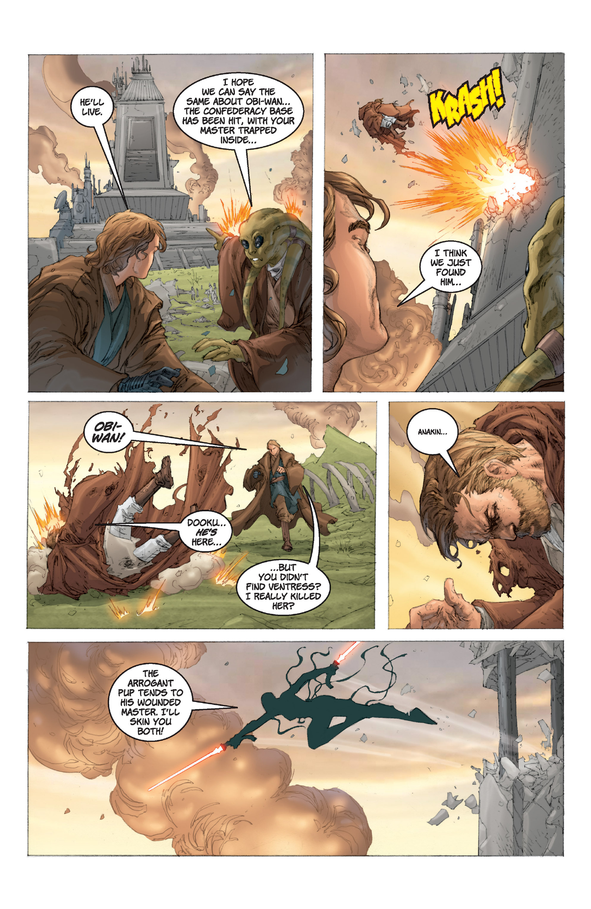 Read online Star Wars Omnibus comic -  Issue # Vol. 26 - 174