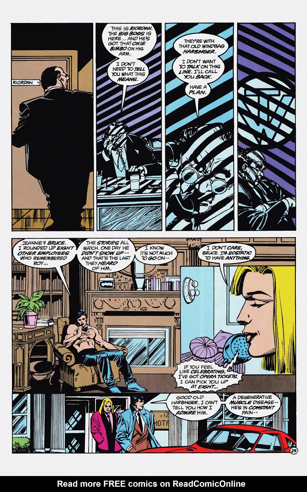Read online Detective Comics (1937) comic -  Issue # _TPB Batman - Blind Justice (Part 1) - 34