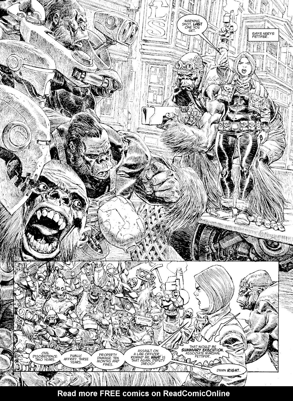 Judge Dredd Megazine (Vol. 5) Issue #381 #180 - English 54