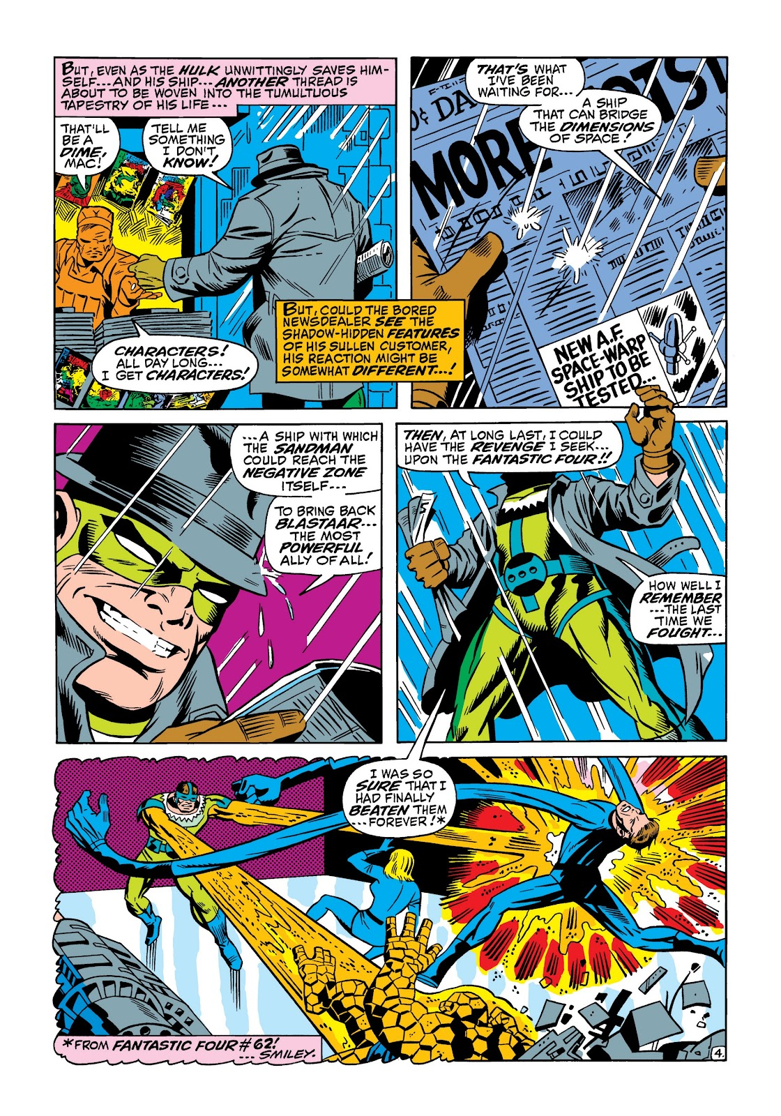 Read online Marvel Masterworks: The Incredible Hulk comic -  Issue # TPB 5 (Part 1) - 52