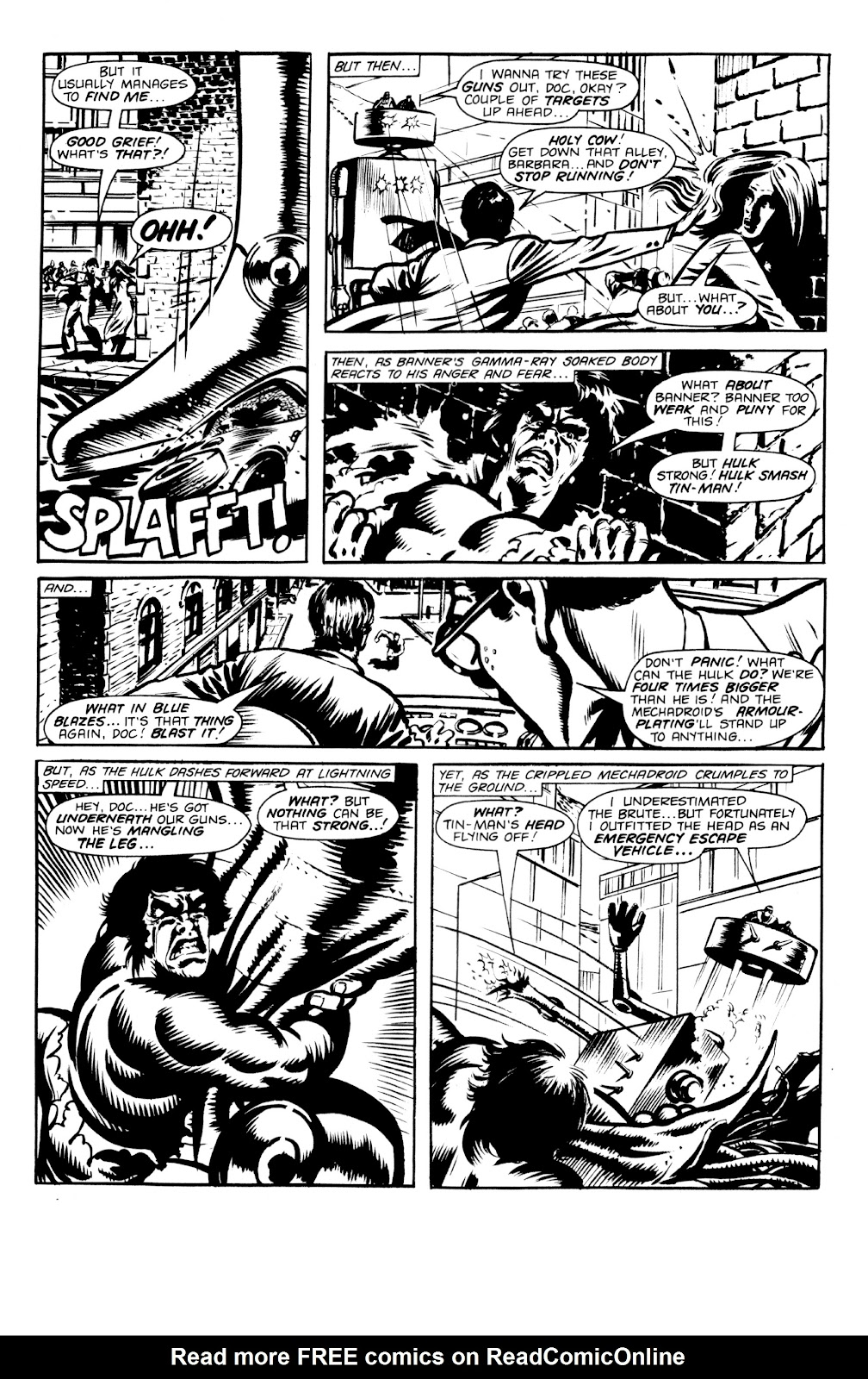 Read online Hulk: From The Marvel UK Vaults comic -  Issue # TPB (Part 2) - 35
