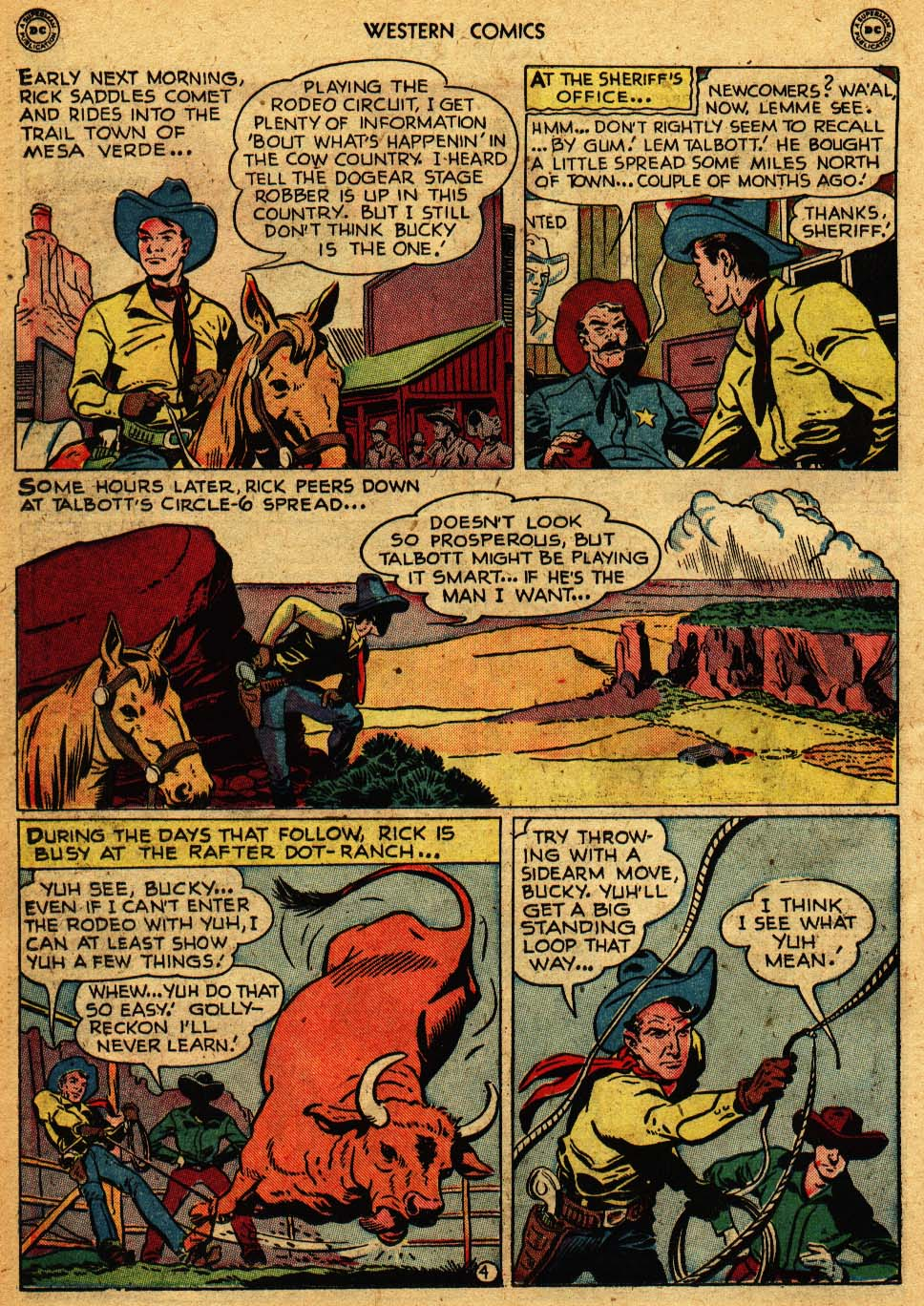 Western Comics issue 9 - Page 32