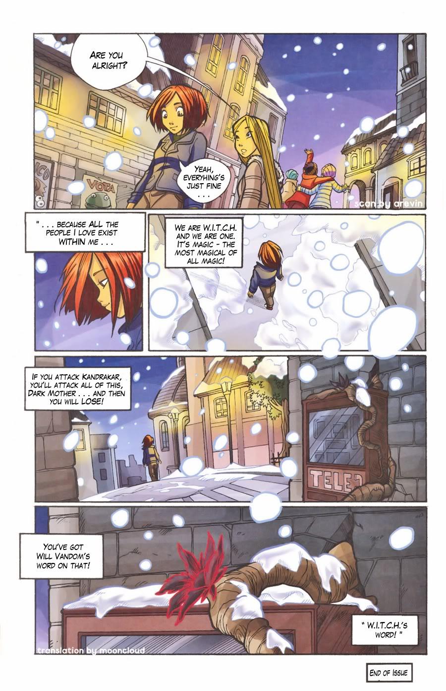 W.i.t.c.h. 82 Page 55