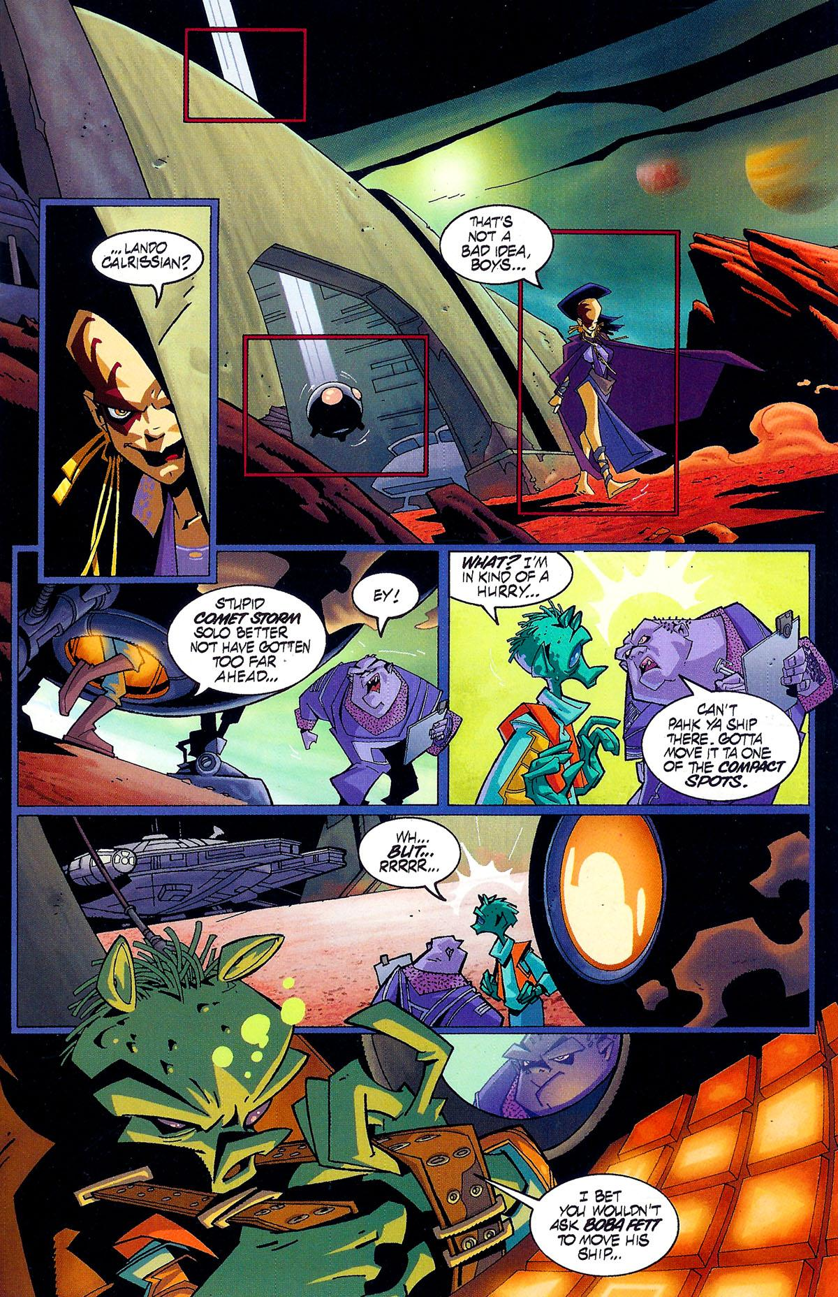 Read online Star Wars Omnibus comic -  Issue # Vol. 12 - 122