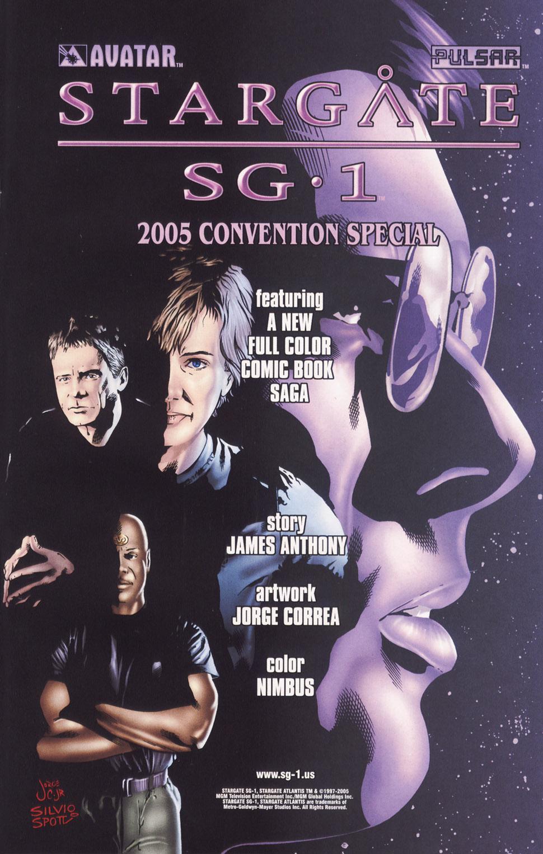 Read online Stargate SG-1: Daniel's Song comic -  Issue # Full - 15