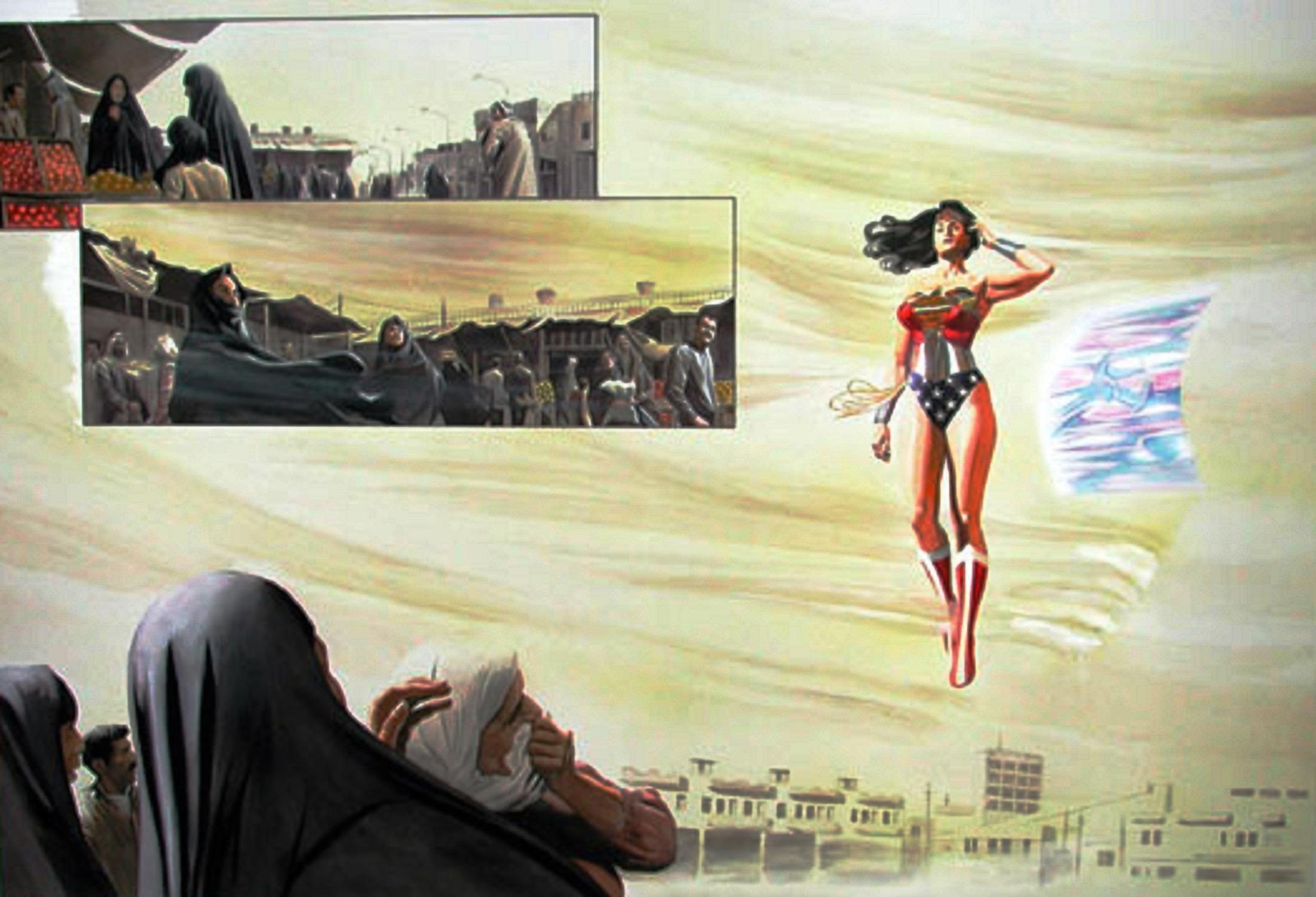 Read online Wonder Woman: Spirit of Truth comic -  Issue # Full - 37
