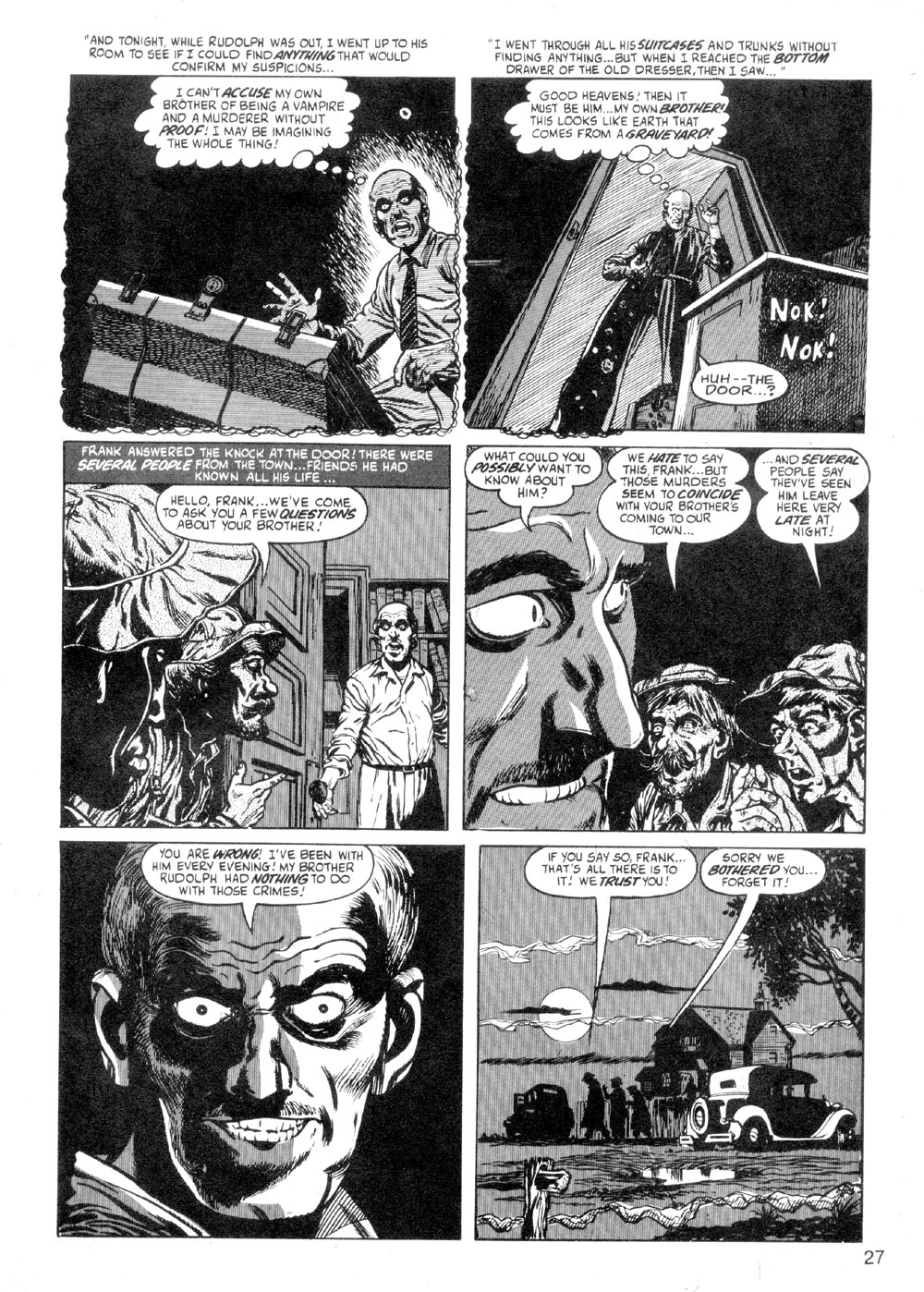 Dracula Lives issue 6 - Page 24