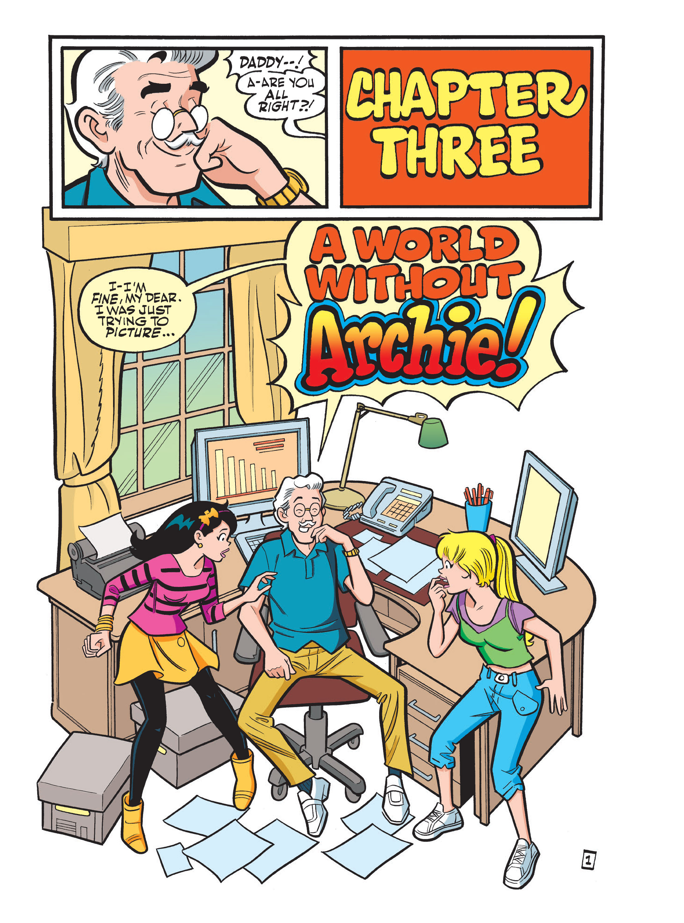 Read online Archie 75th Anniversary Digest comic -  Issue #1 - 199