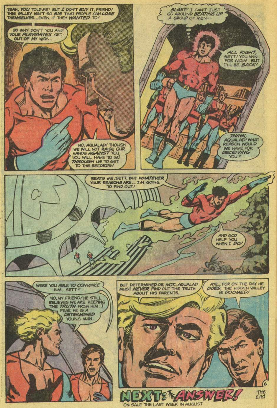 Read online Adventure Comics (1938) comic -  Issue #453 - 32
