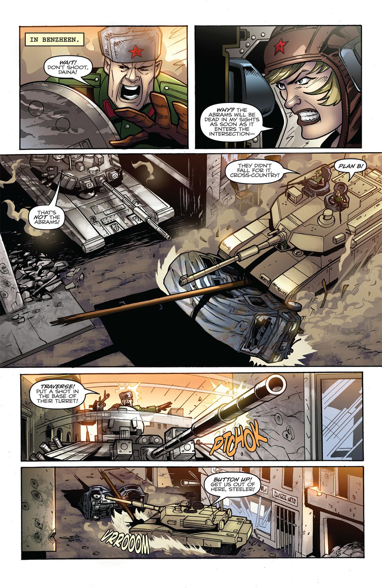 G.I. Joe: A Real American Hero 173 Page 11