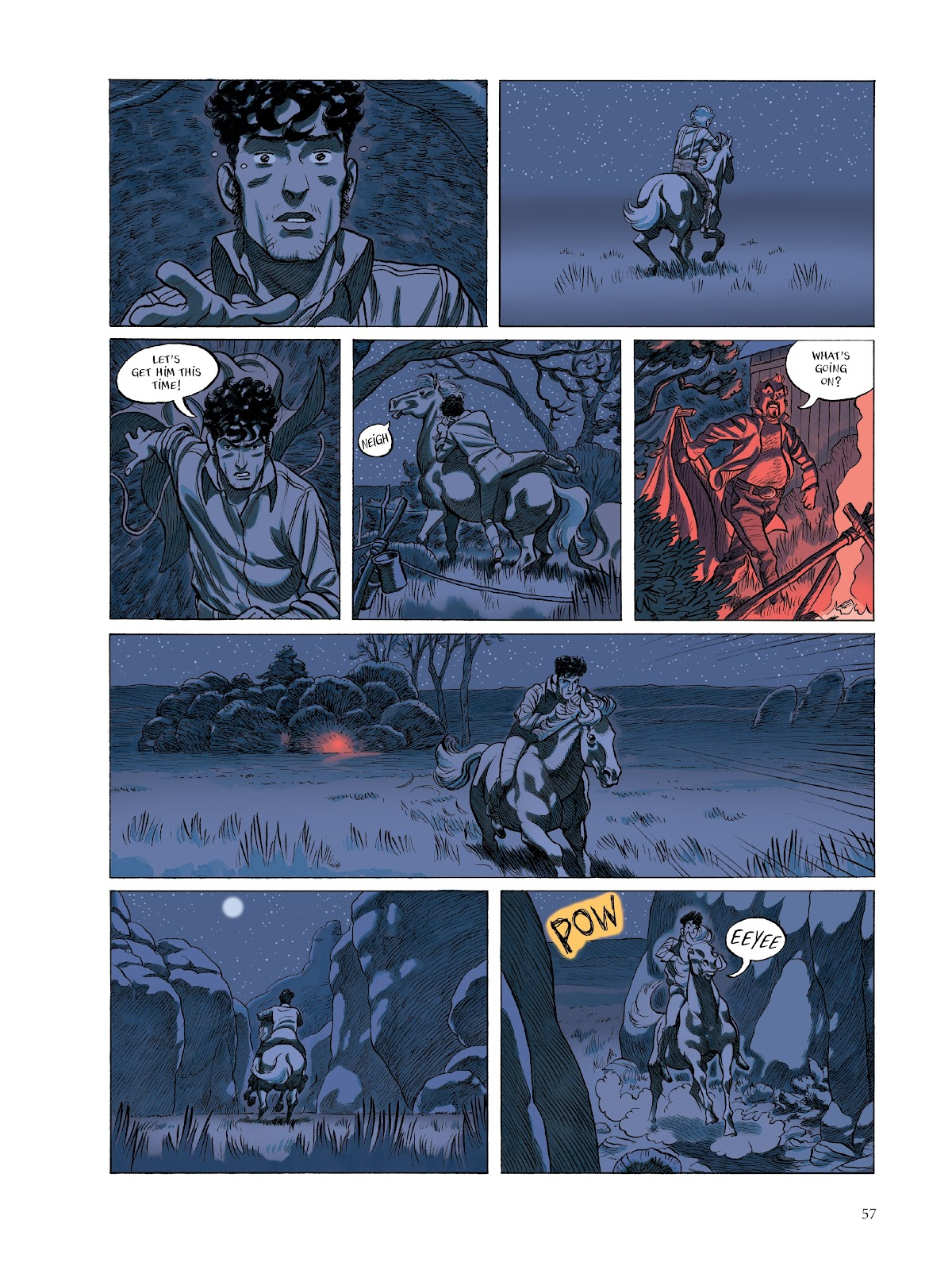 Read online The Smell of Starving Boys comic -  Issue # TPB - 58