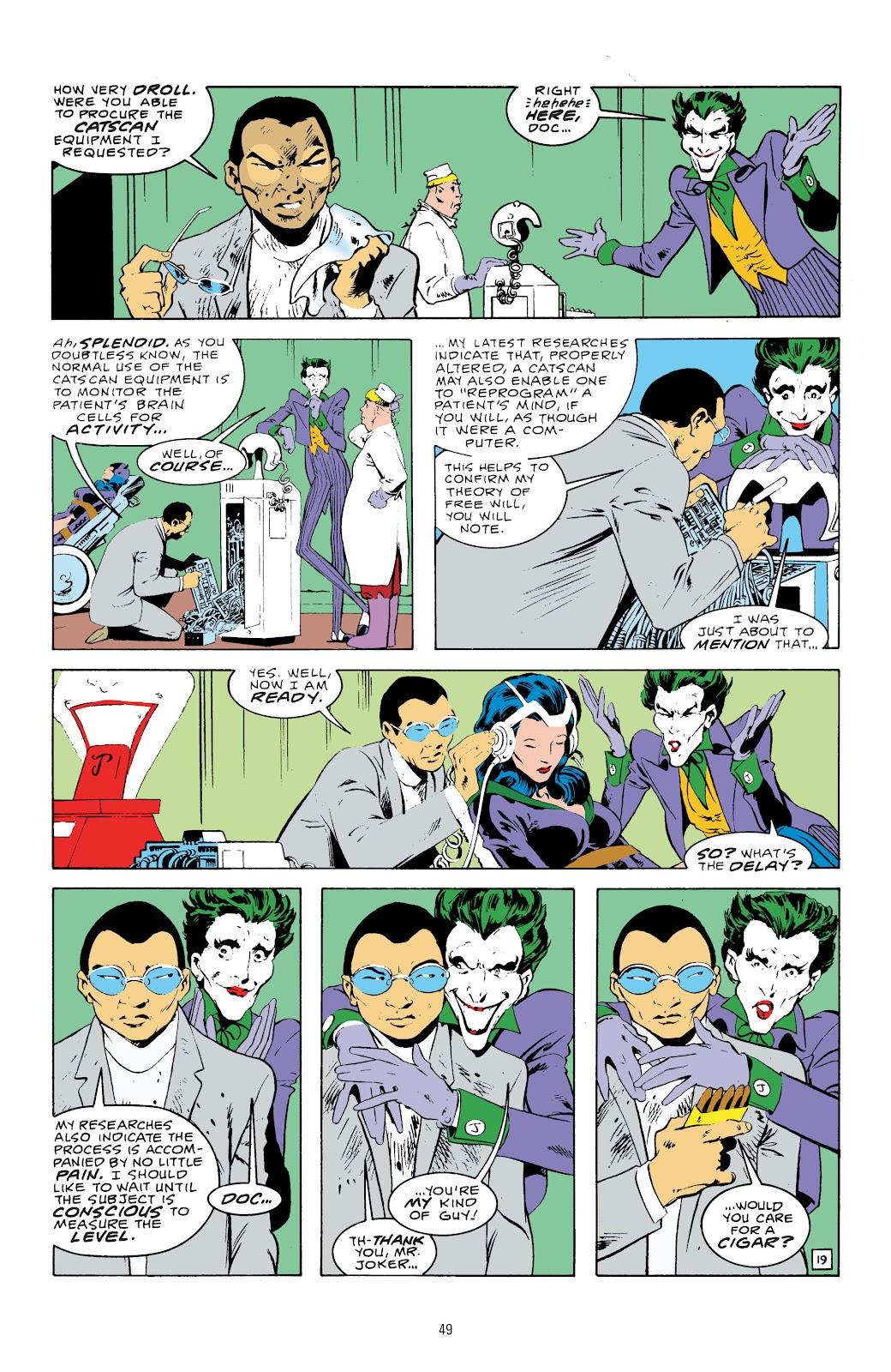Read online Detective Comics (1937) comic -  Issue # _TPB Batman - The Dark Knight Detective 1 (Part 1) - 49