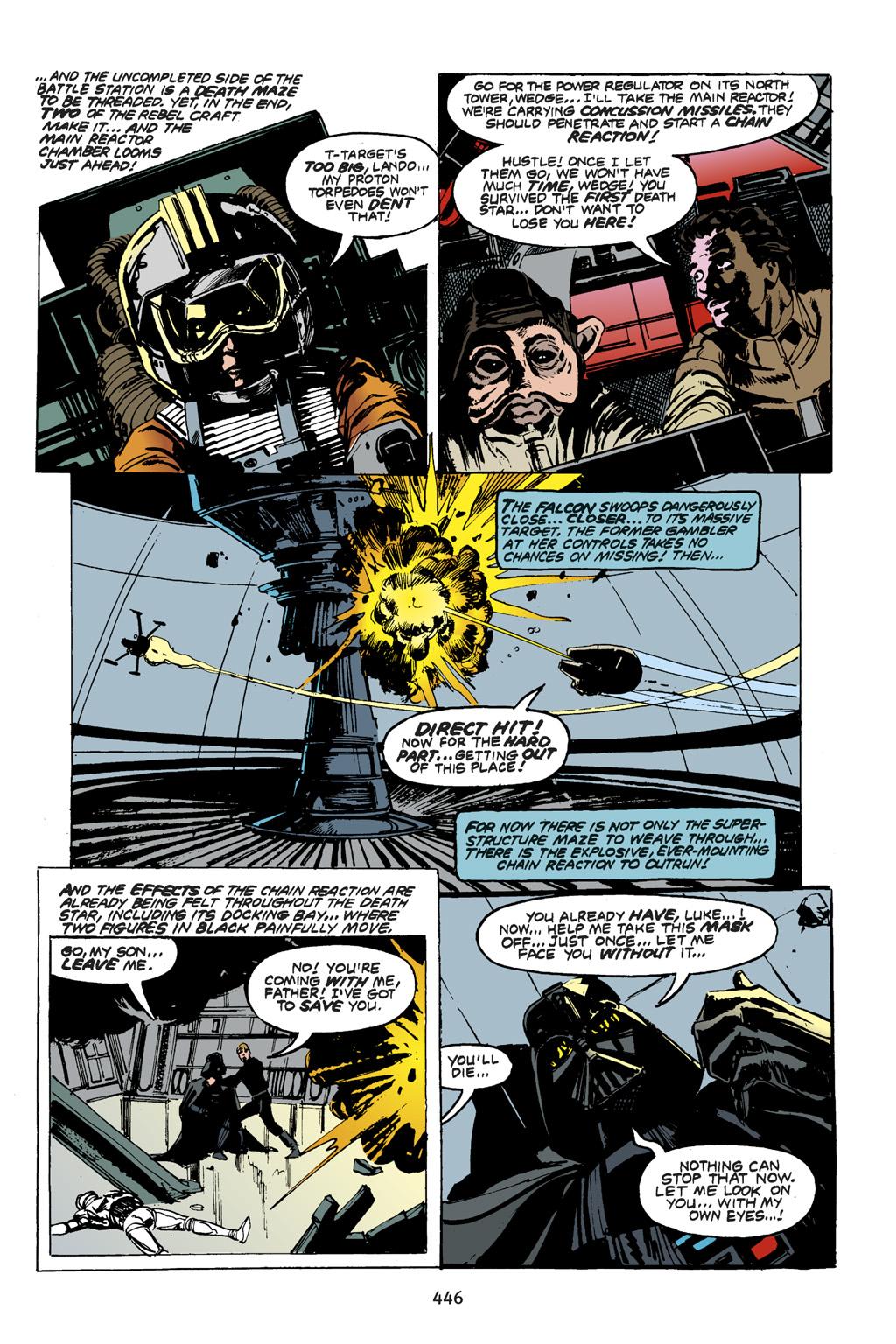 Read online Star Wars Omnibus comic -  Issue # Vol. 18.5 - 163