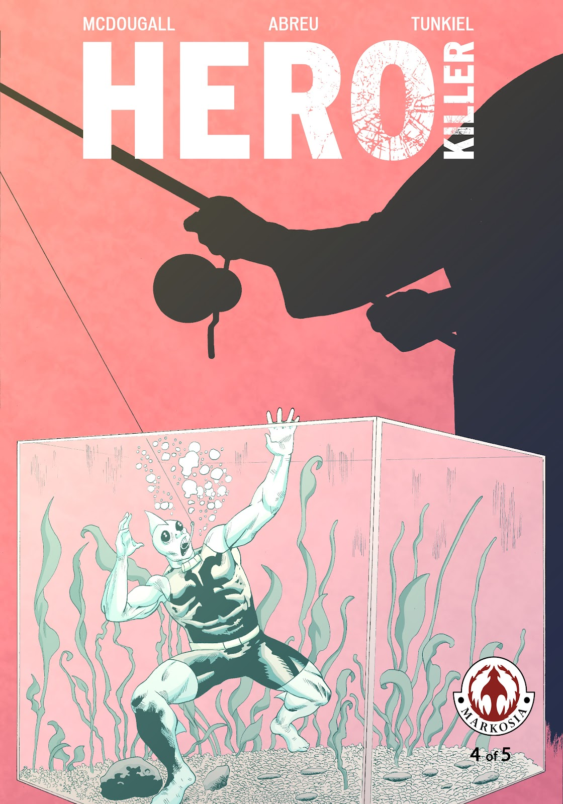 Hero Killer 4 Page 1
