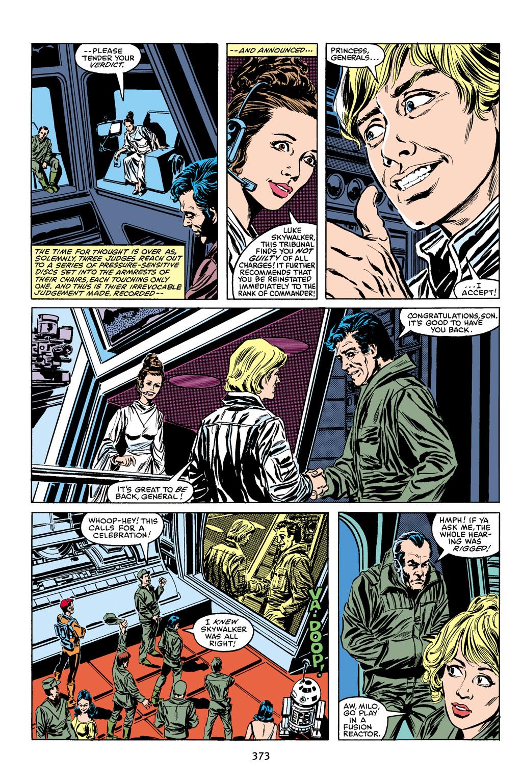 Read online Star Wars Omnibus comic -  Issue # Vol. 16 - 366